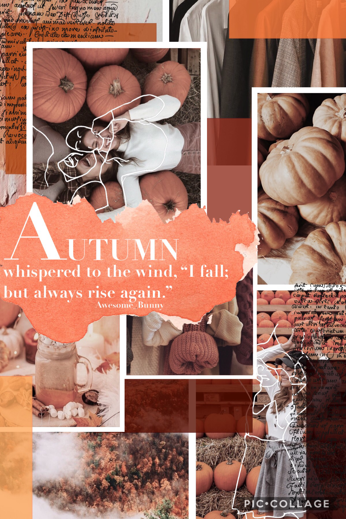 10/15/19 | Contest entry to @-0atmeal-'s fall contest! Go enter!!! 🍂