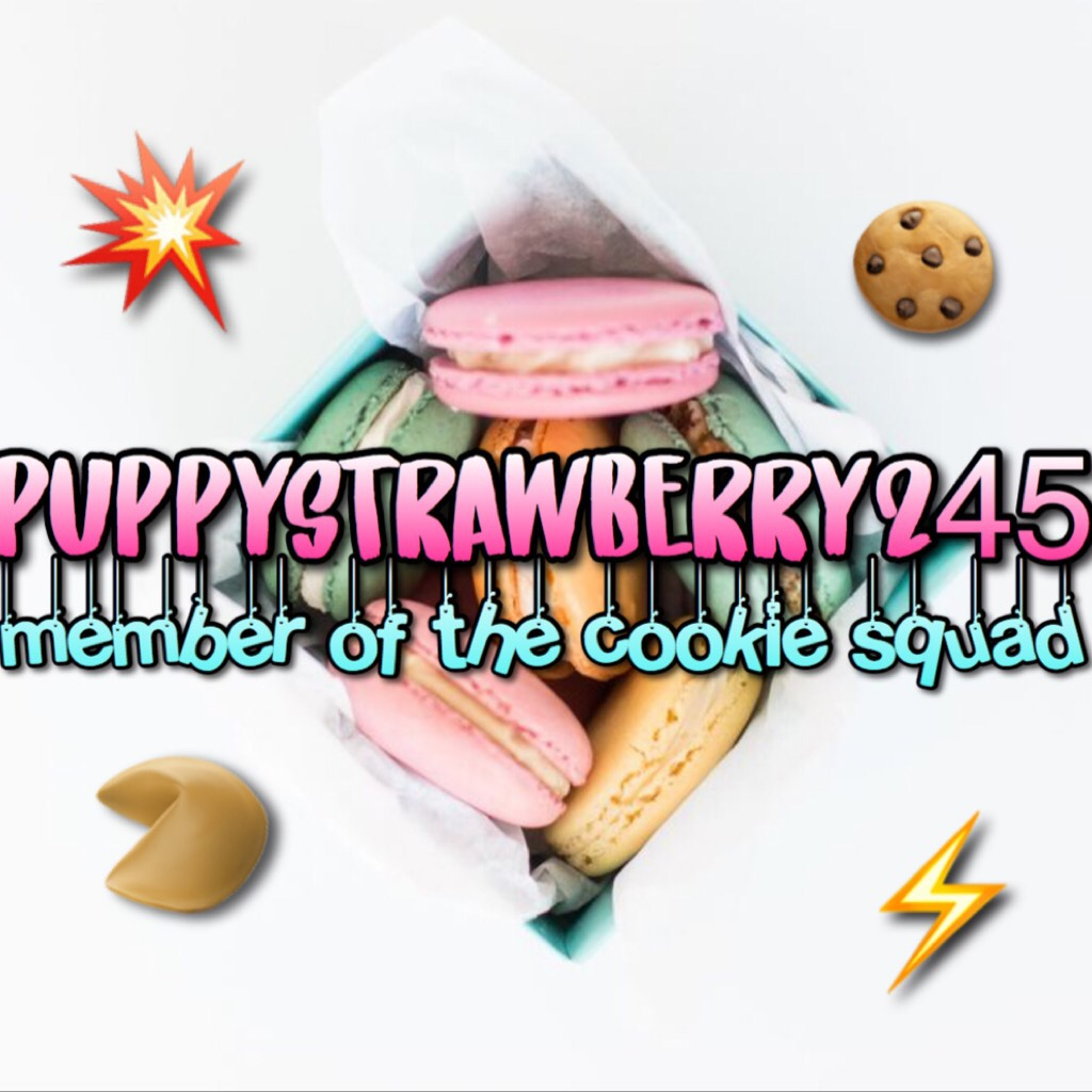 🍪welcome @PuppyStrawberry245!🍪