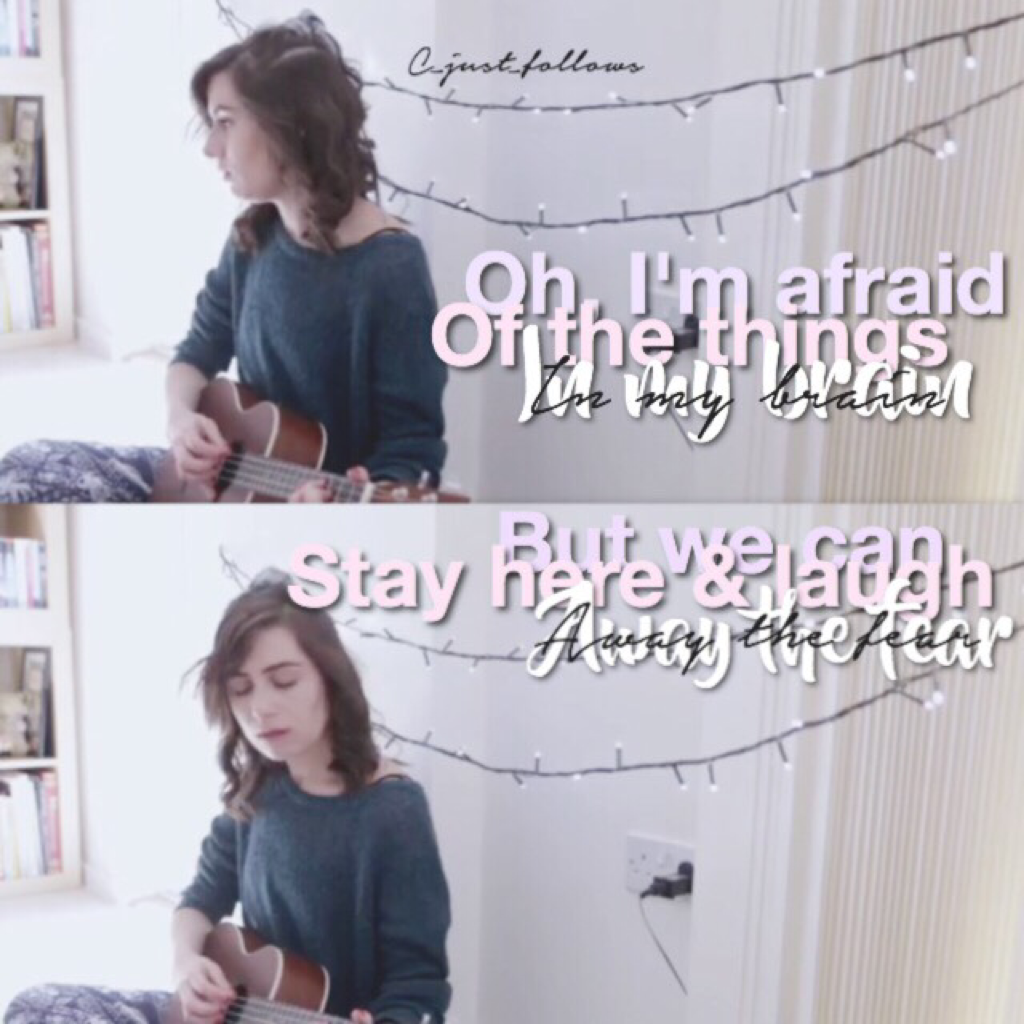 I loved making this 🙌🏼  Song ~ Intertwined - Dodie Clark