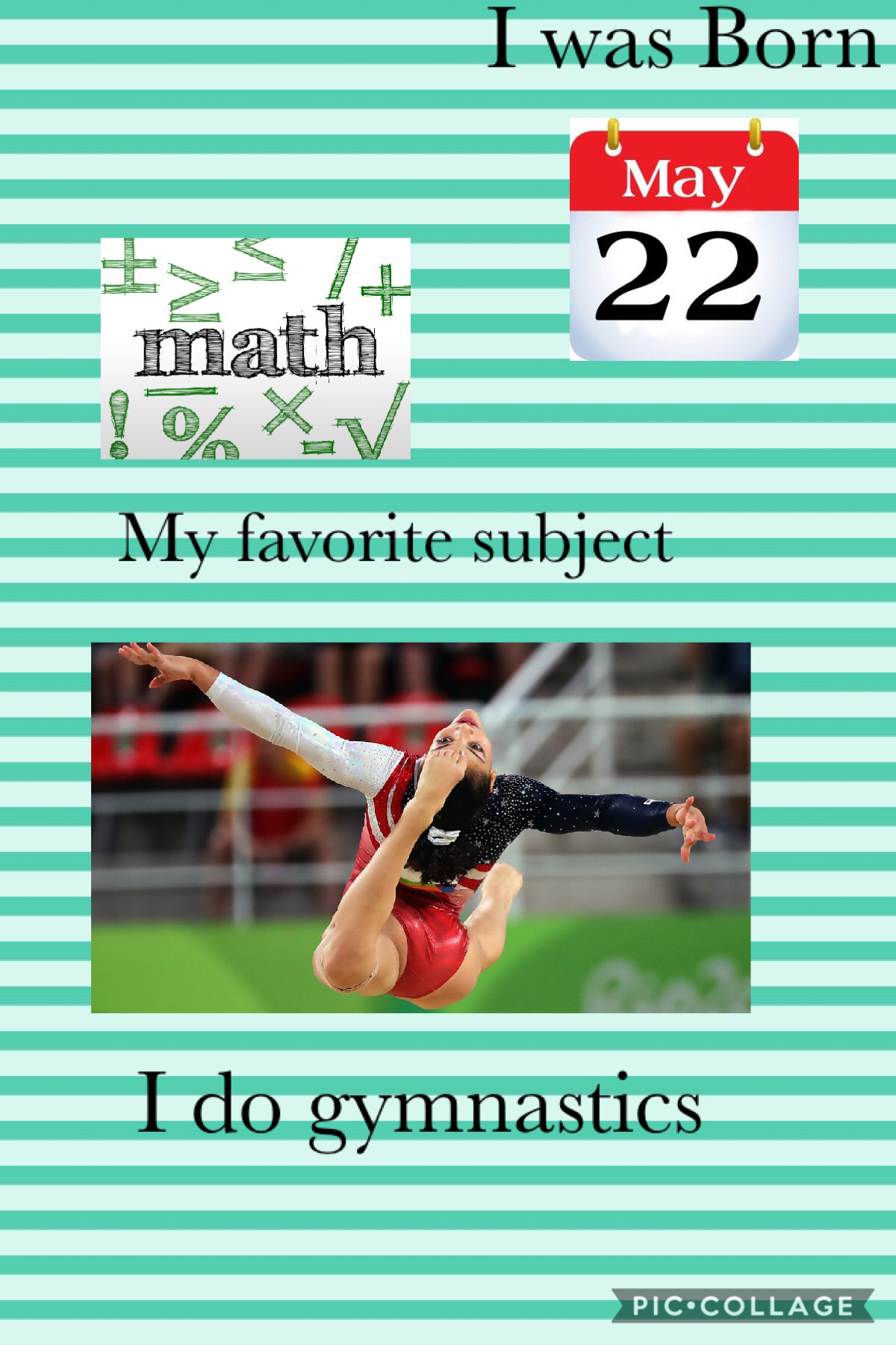 Collage by kristina5gymnast