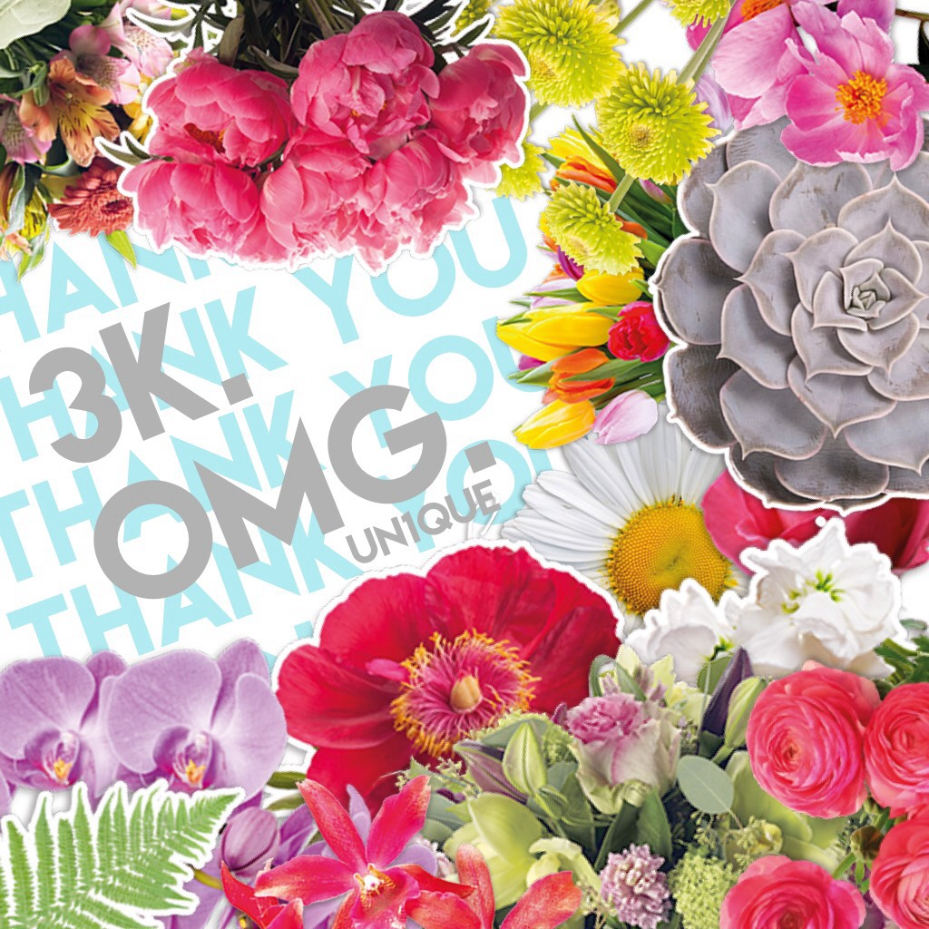 3K!!! Thank you guys so much! Each and every one of you means so much to me! Thank you for following me! You guys are amazing!!