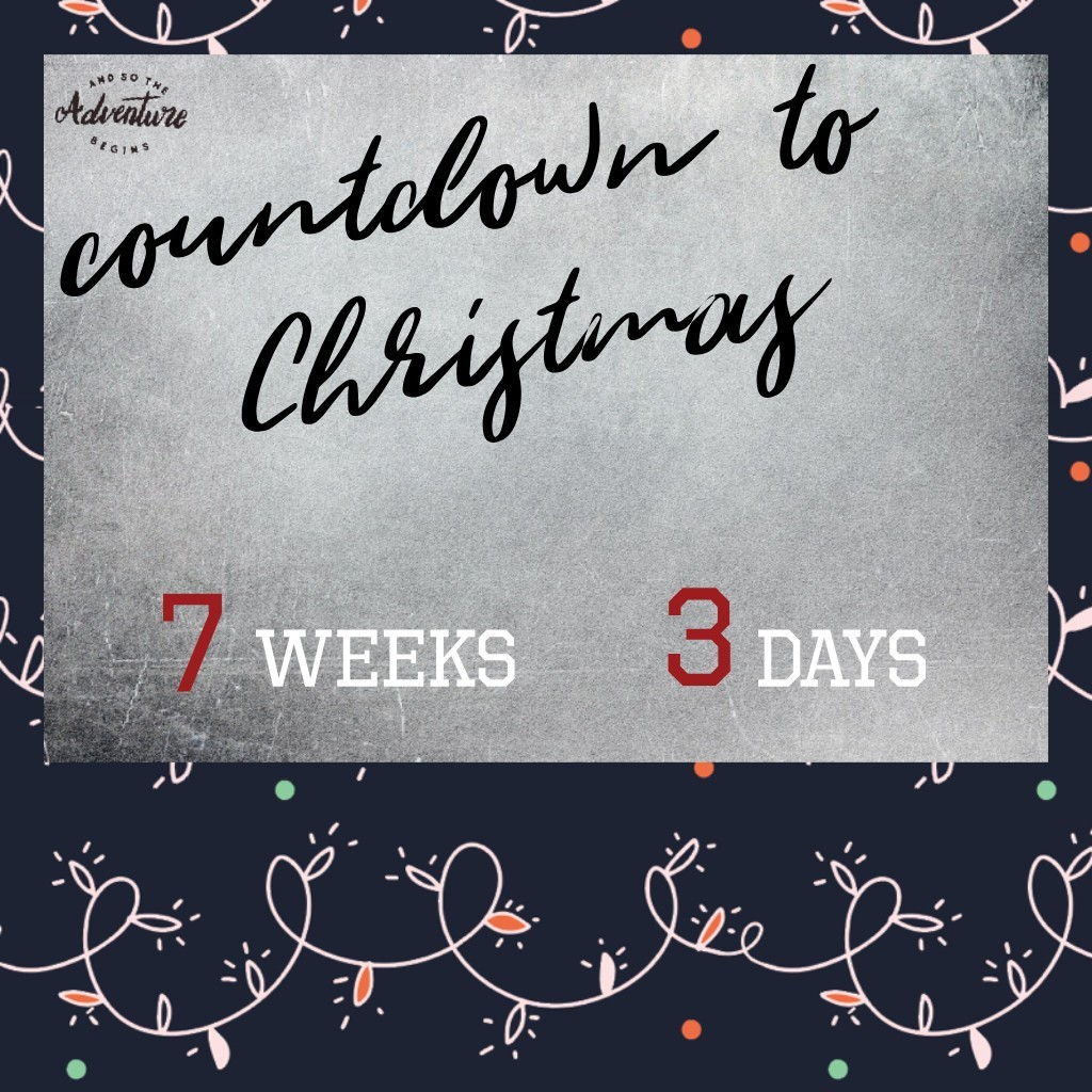 I know it is early, but tap if you are excited for cristmas!!! <33