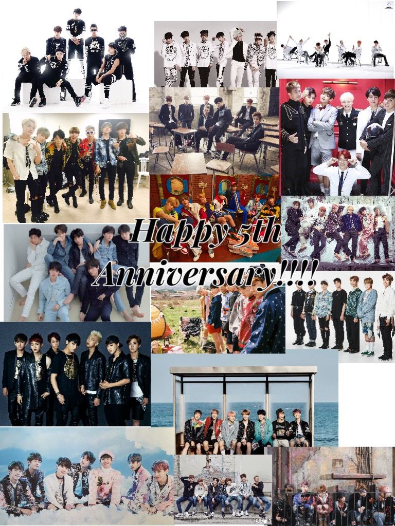 Happy 5th Anniversary!!!!