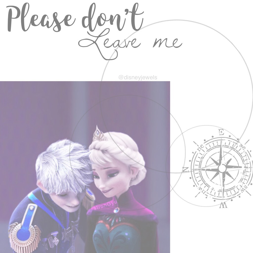 Jack and Elsa are the cutest.  Do you ship them?