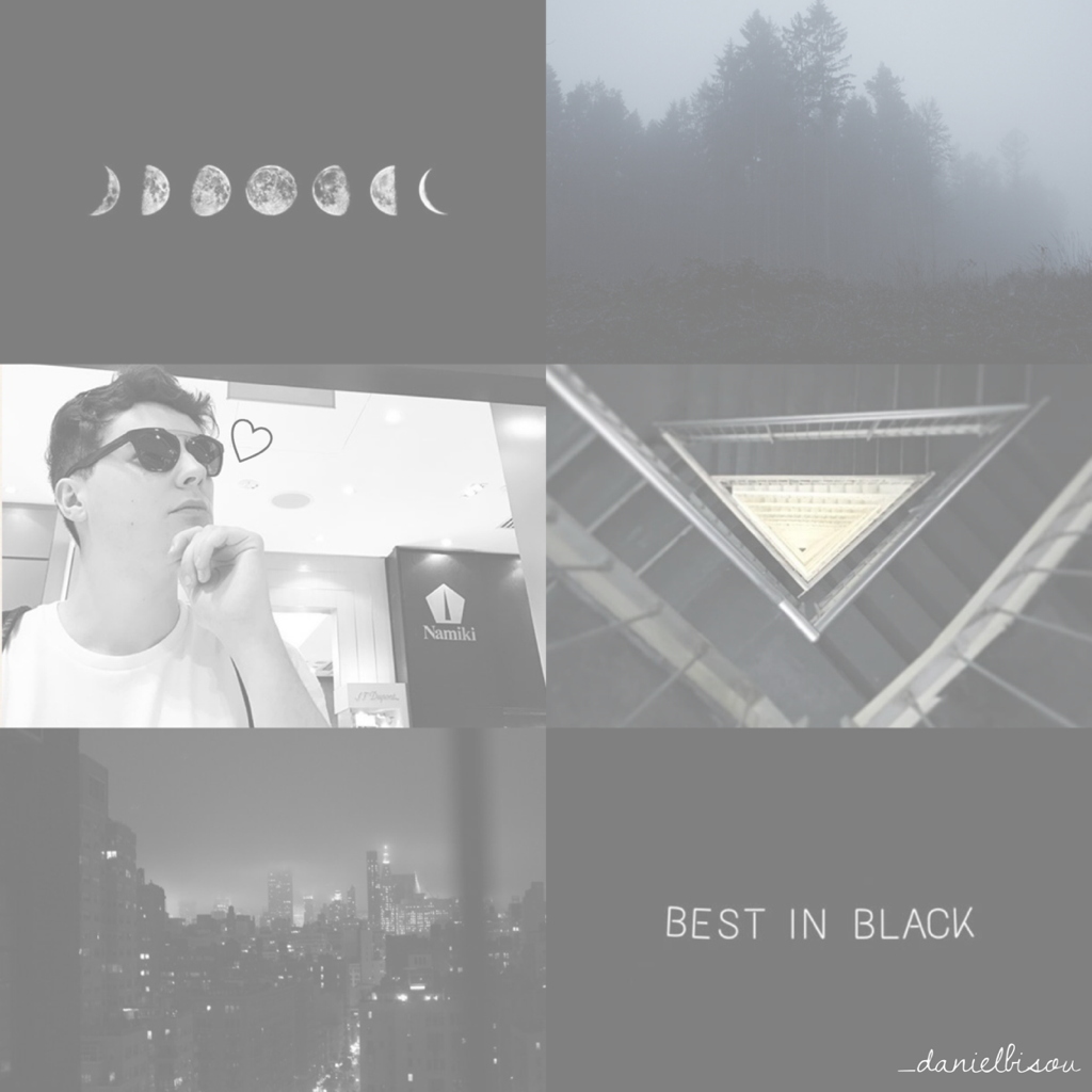 Black Daniel Aesthetic🖤