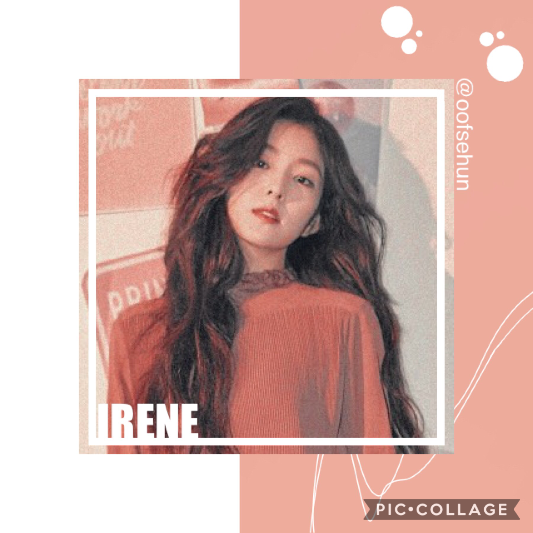 💫irene (tap)  oml guys sorry for my inactivity (again) this month has been so stressful oof also i have no inspo  and i might not be active until next month sorry if i take forever to reply to your comments! ilyasm have a great day//night ❤️