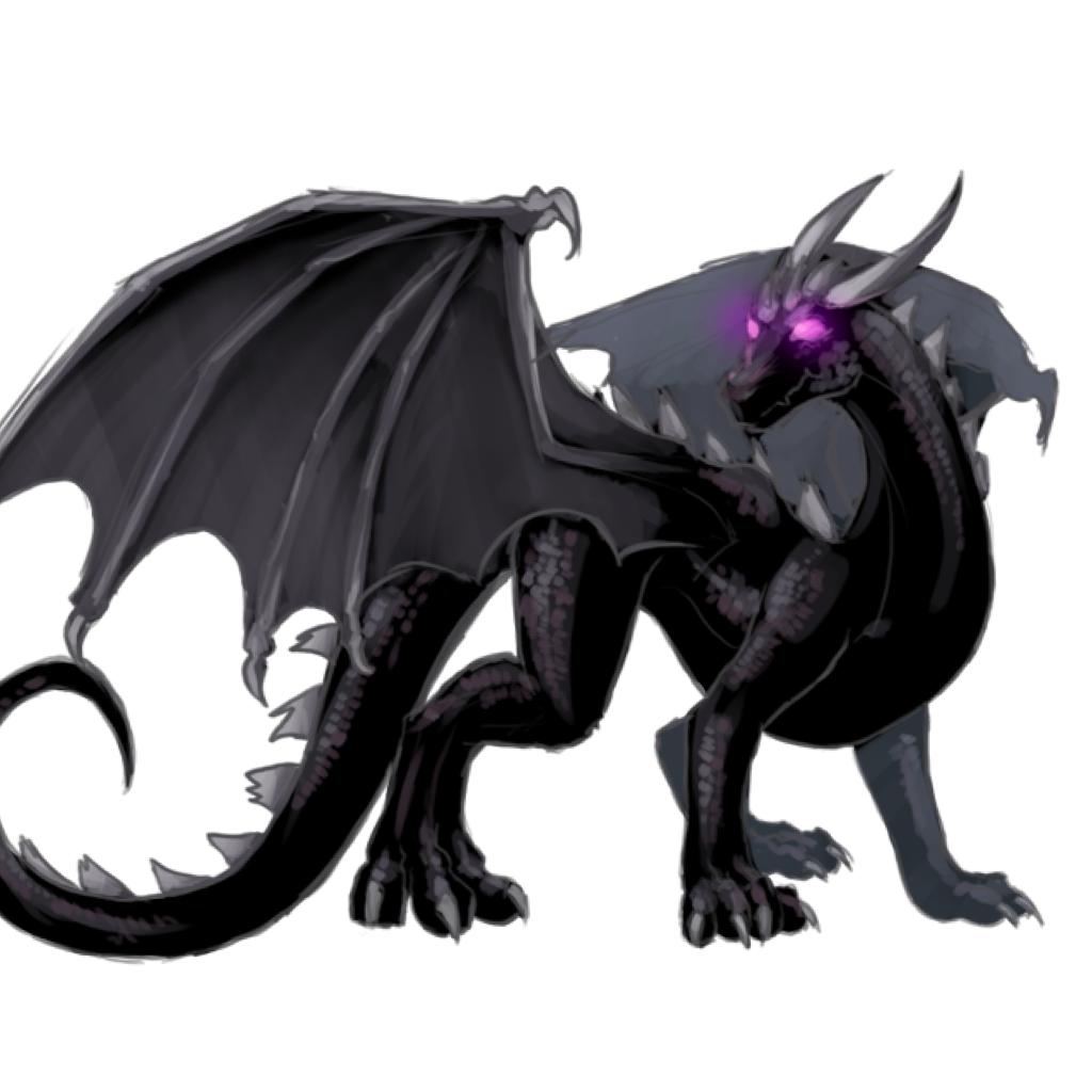 Картинки эндер дракона в реальности