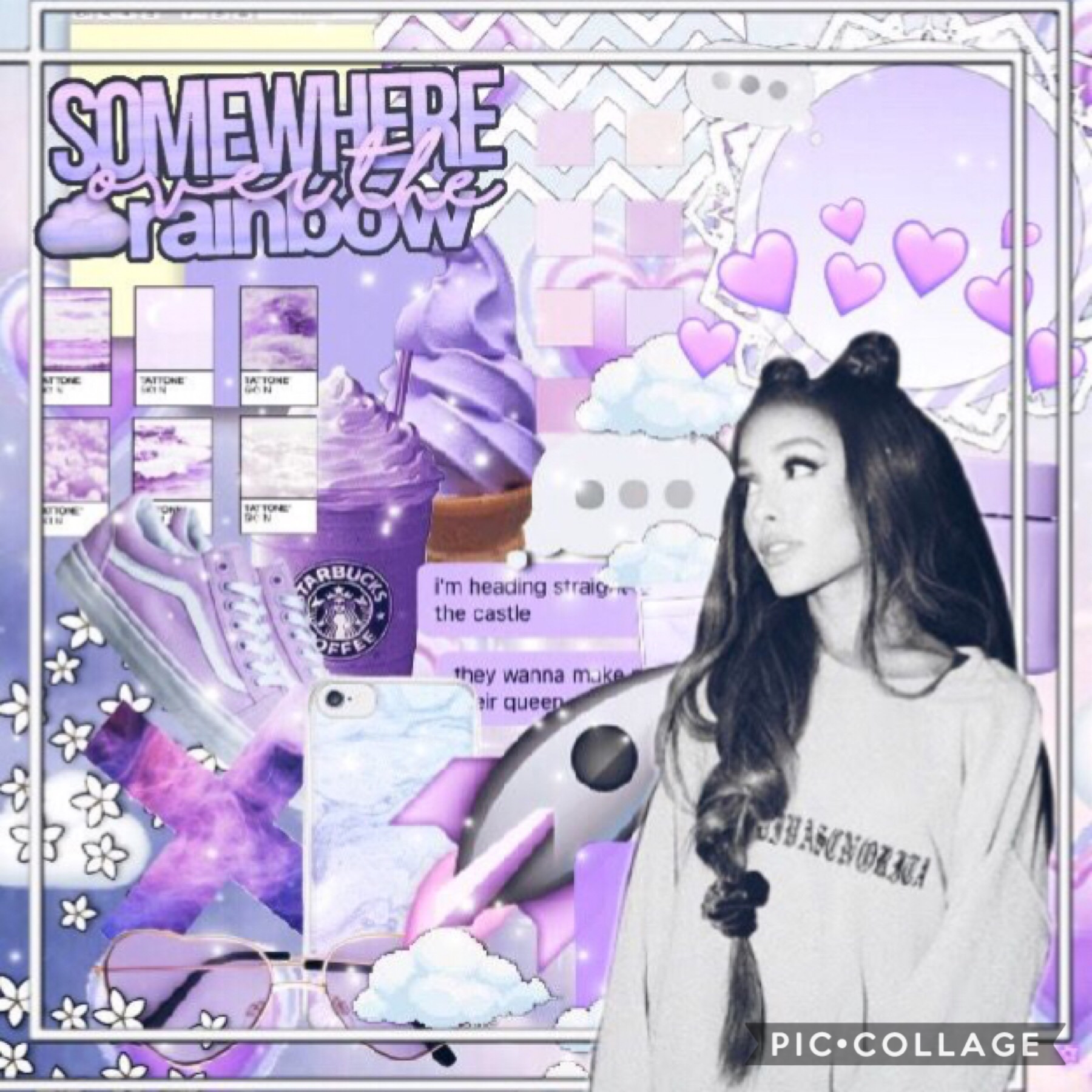💜Tap💜 Another purple Ariana edit!!! 💕💕💕💕💕💕💕