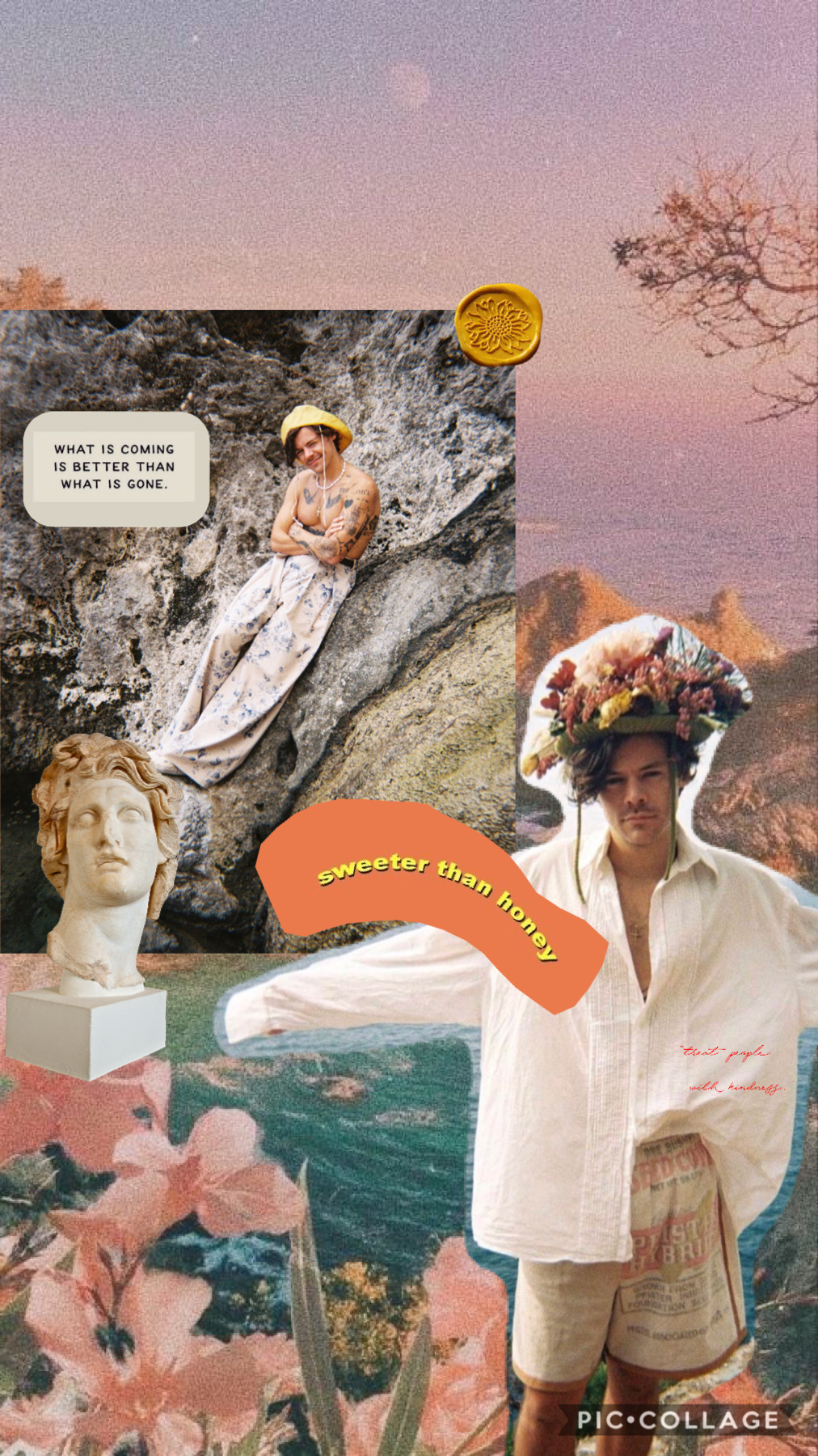 • golden ✨ •  QOTD: fave Harry styles song?
