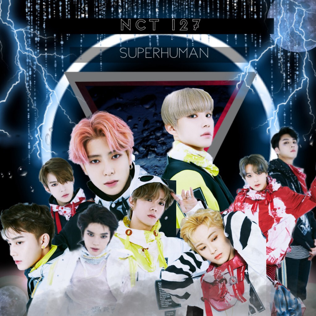👌🏼TAP🏅 Oh. My. Gosh. NCT 127 Superhuman is fire!! Everyone go listen to it, I loved it so much. So amazing!