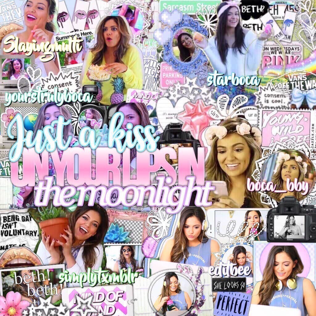Click💗 Mega Collab with some amazing and tallented people🌸  Go follow they More Mega Collabs coming soon💕