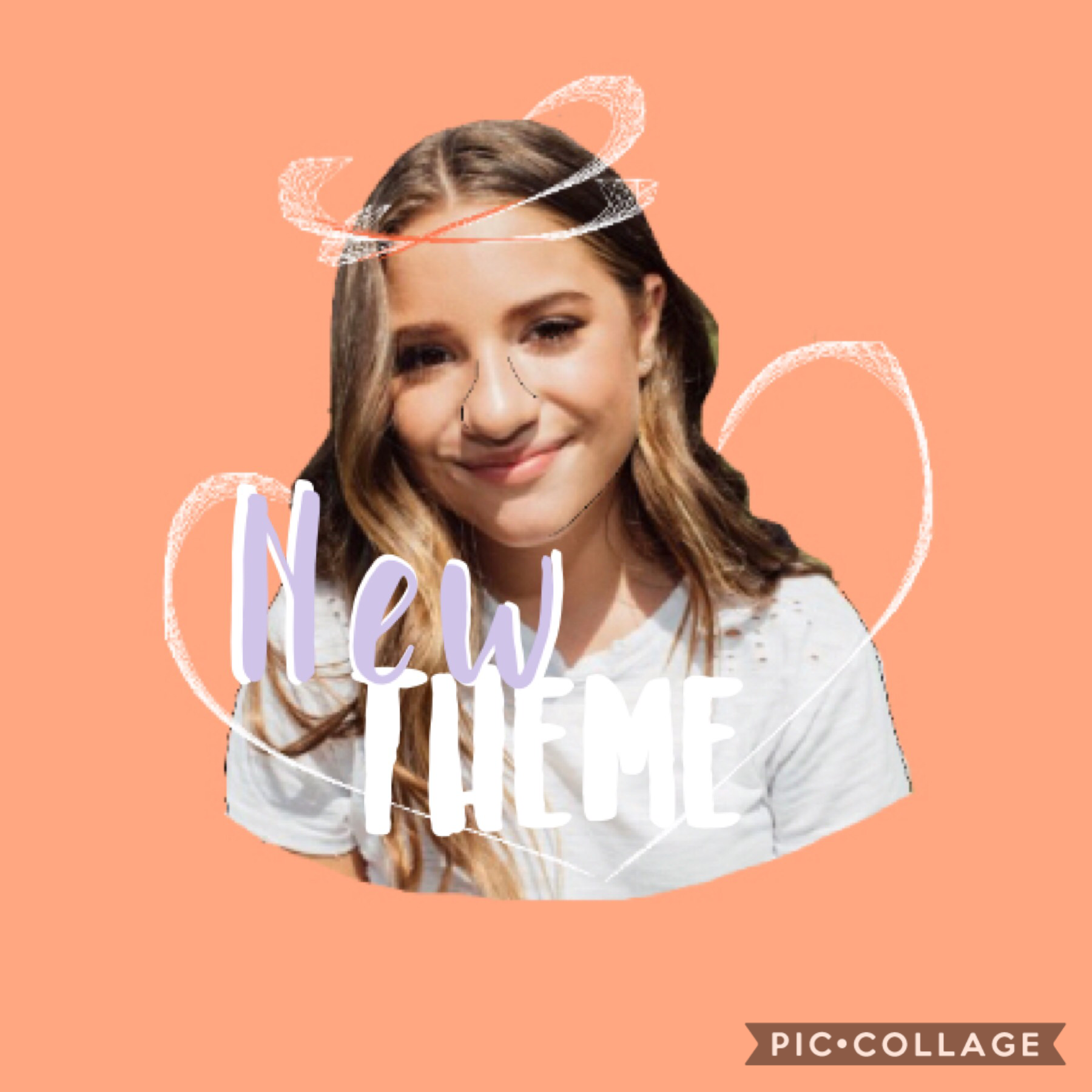 🧡Tap🧡  New theme: Mackenzie Ziegler!!!! My icon request is still open if you would like a free icon!!!