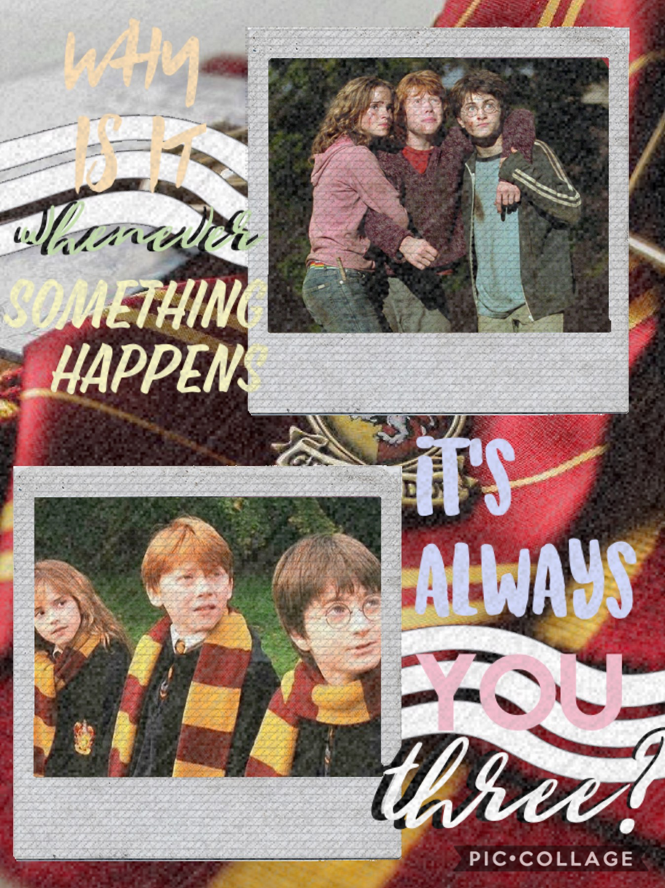 I loooove harry potter so much!!! what's your favorite book??