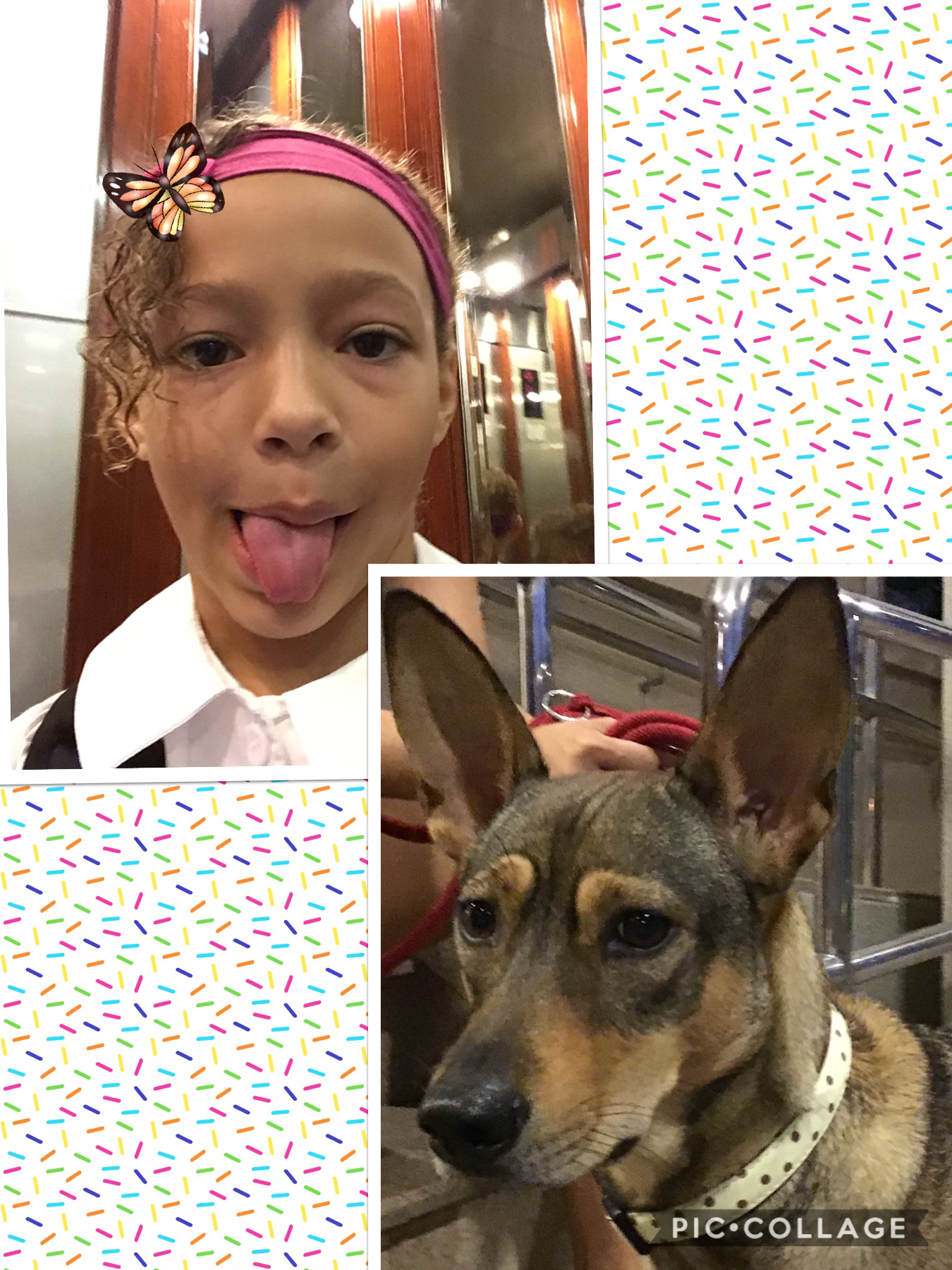 My very first picCollage