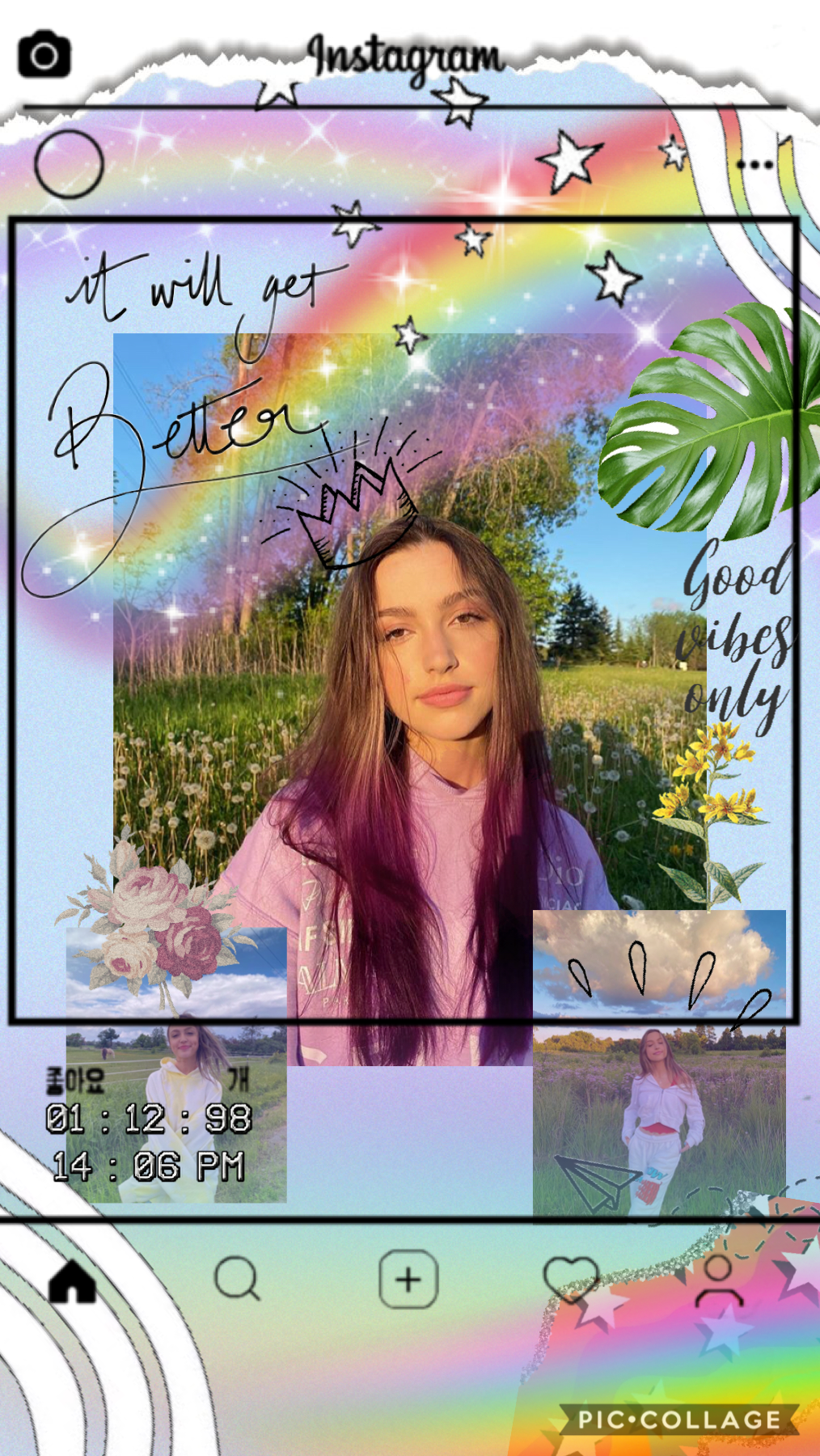 🌈 tap 🌈   The girl in this photo is Sydney Serena! You can check her out on YouTube, and Instagram. 💗💗💗