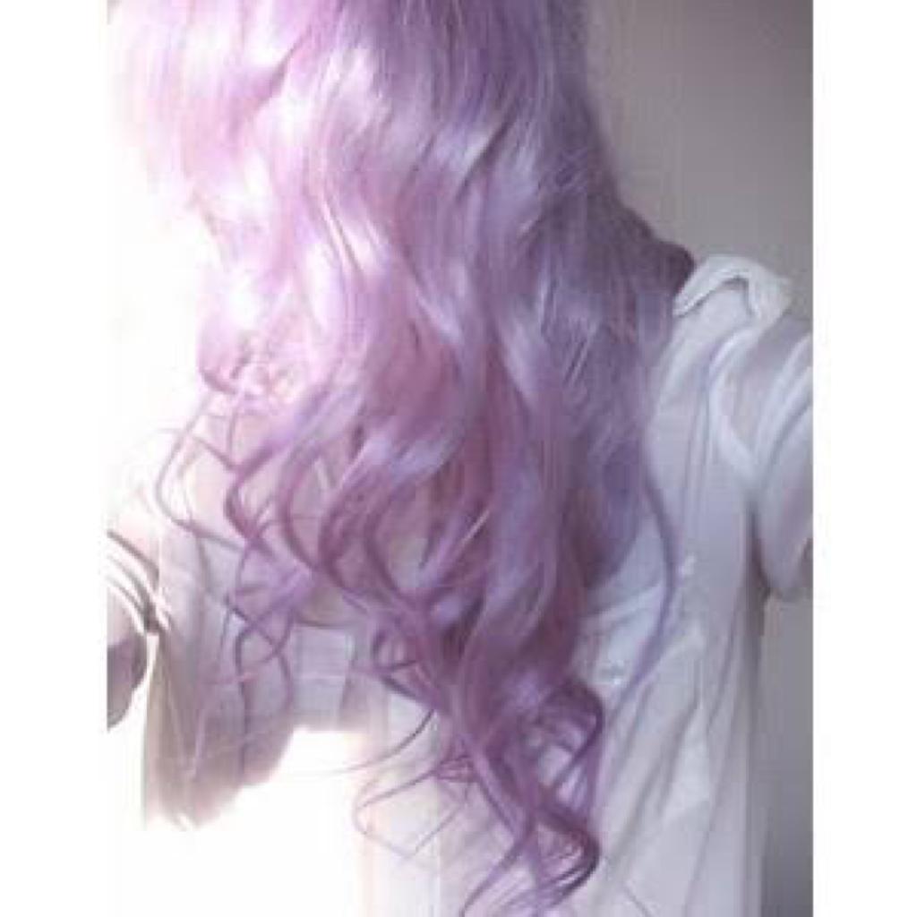 light purple hair - HD1024×1024