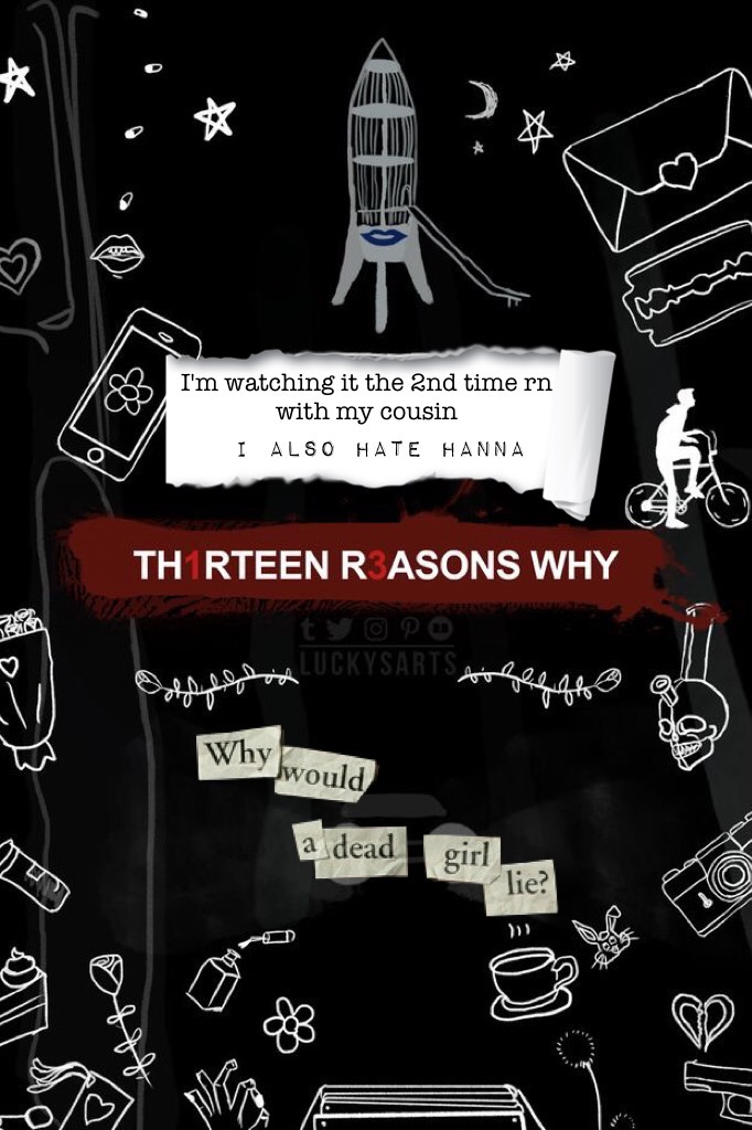 TRW is a really good show. I recommend it it's really good!