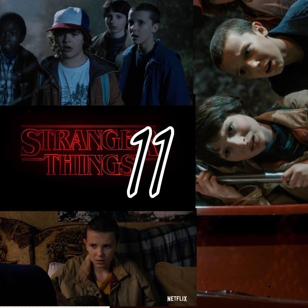 😝😇😝TAP😝😇😝  Post ur favorite Stranger Things pic collage!