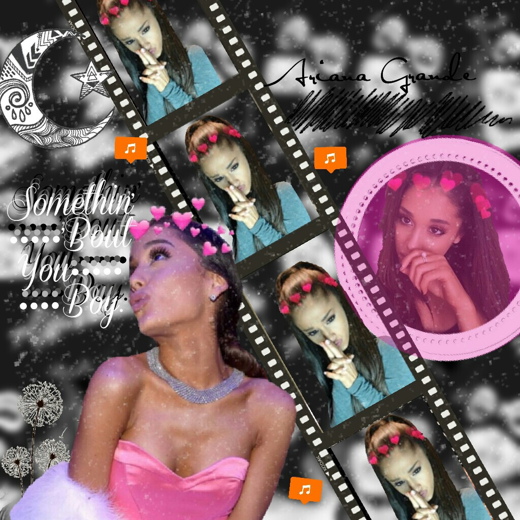 Ariana♡ one more in theme :(