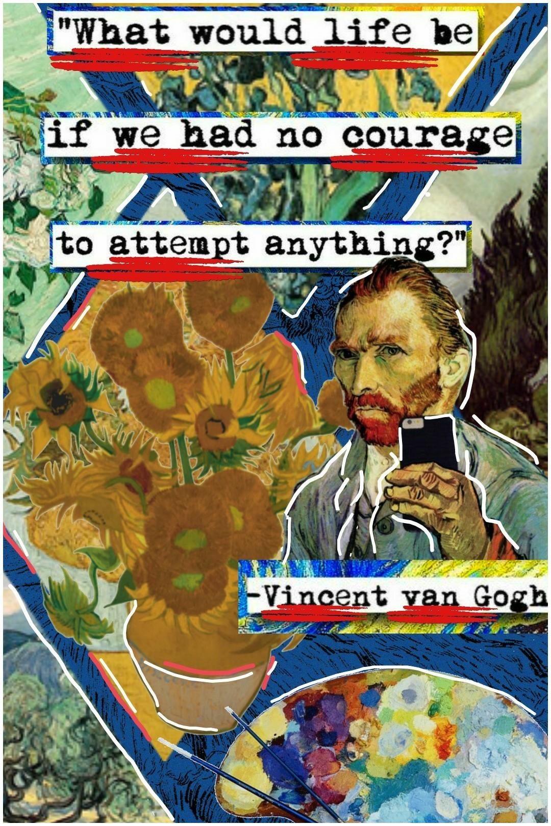 talented Vincent Van Gogh