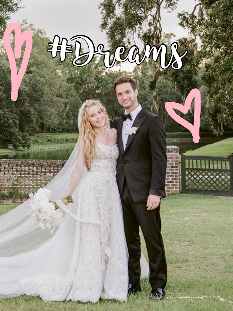 This is what you call a 'dream wedding'. Guess how much this dress cost?