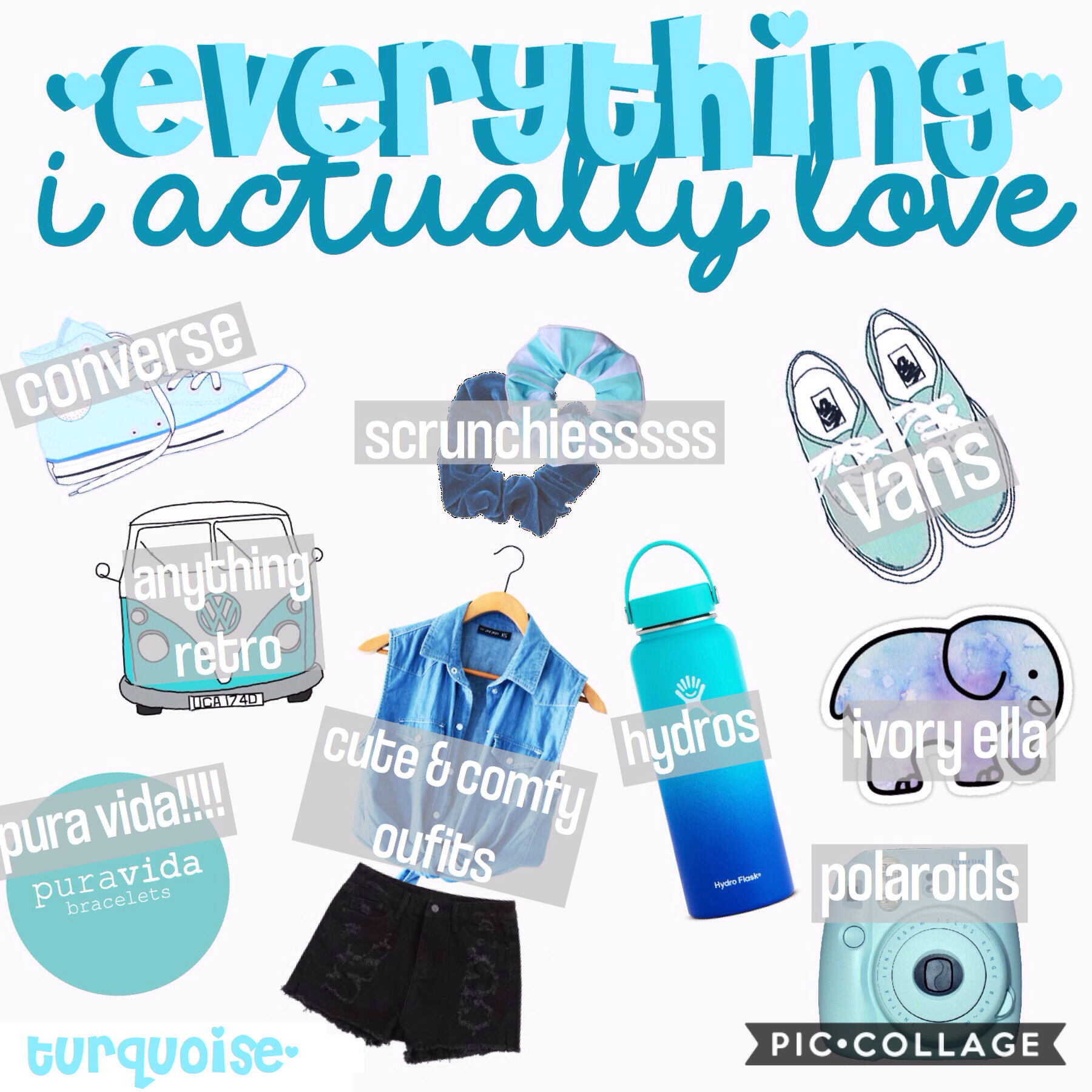 💙T A P💙 QOTD: How many of these do you like too? AOTD: all of them💕