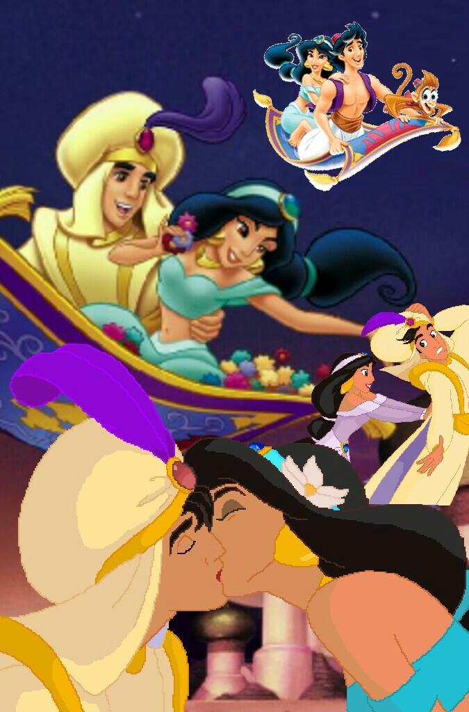 I ♥ Aladdin