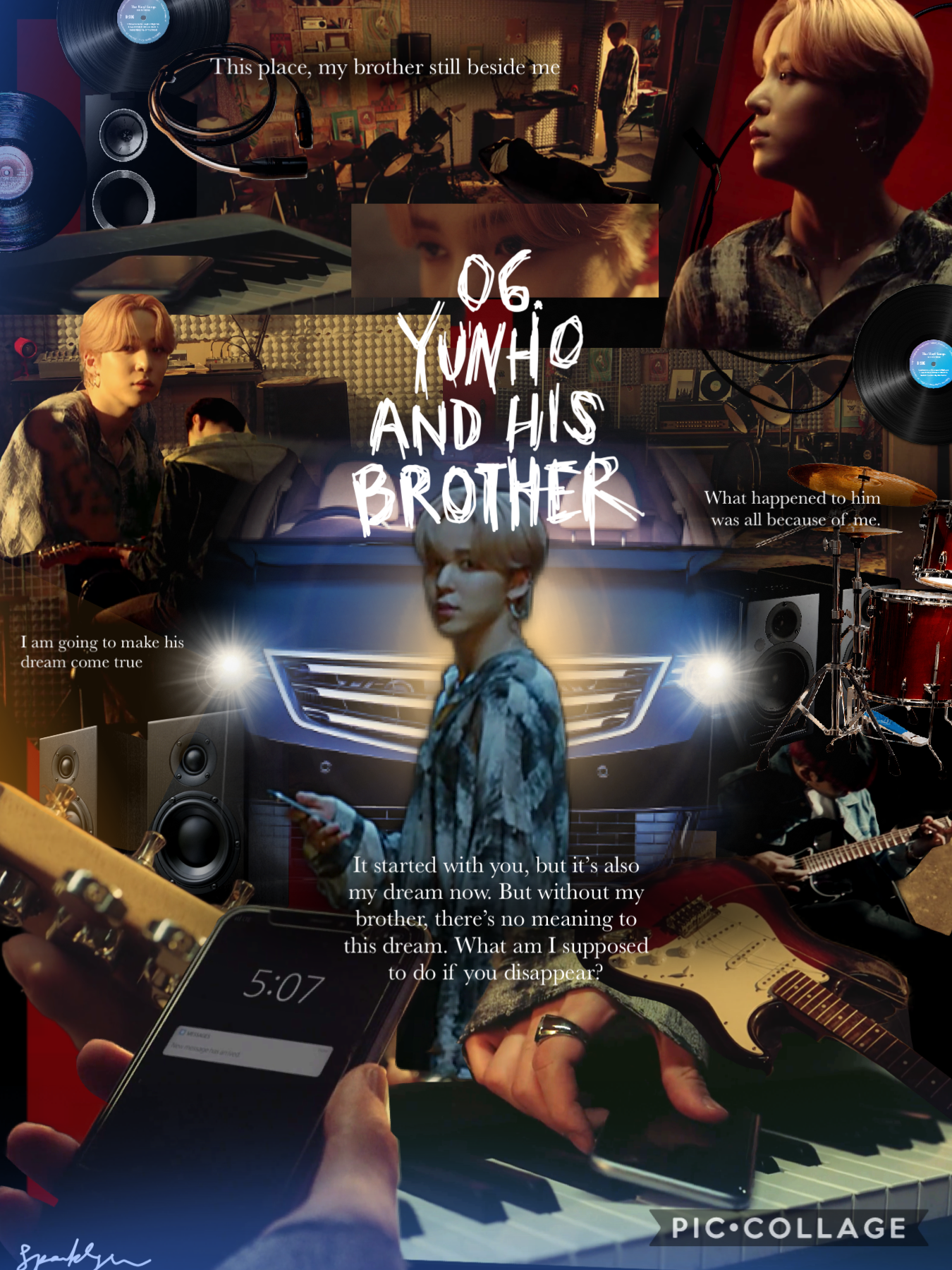 """[7/10] 06. """"Yunho and His Brother"""" 