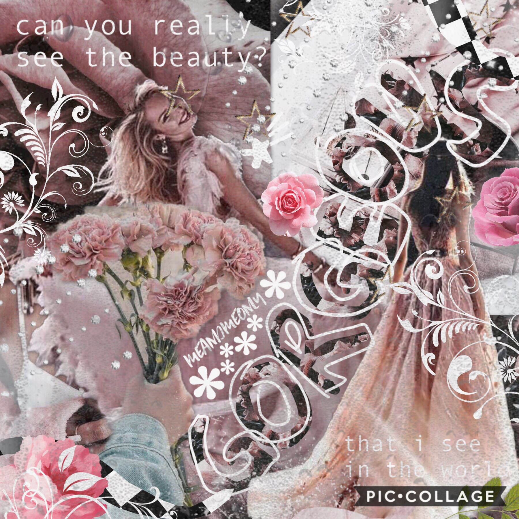 ugh this is so bad, I know 🤭 but I had to post because I haven't posted in ages, and I'm so sorry💞🌿 credit to @fangirlism_ for the letters!! also how is everyone's day?🦋🌸QOTD: fav subject at school? AOTD: probably science 🔬🌸✨
