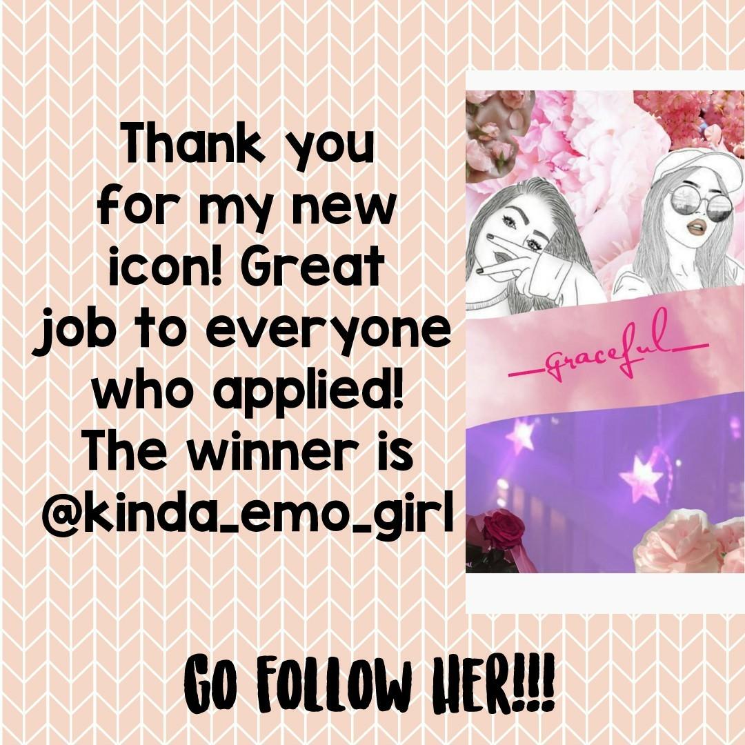 Go follow @kinda_emo_girl ❤️