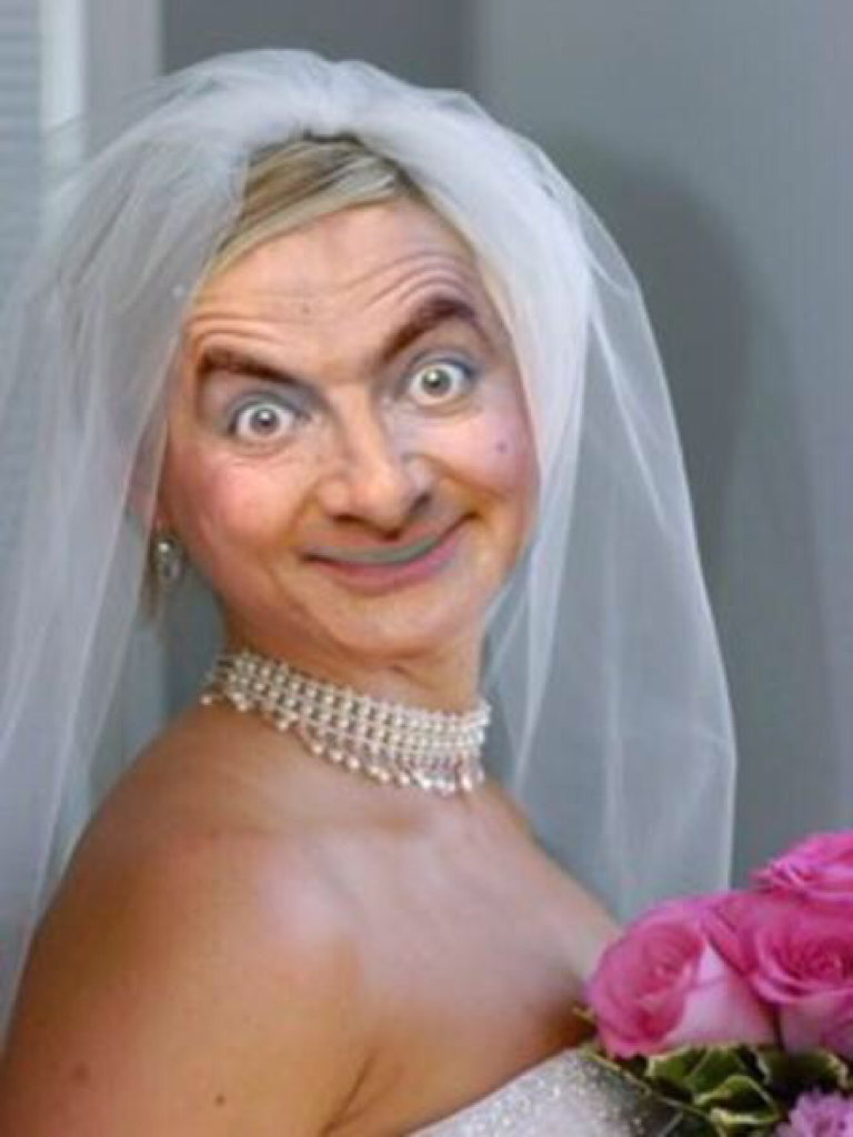 всегда фото уродины невесты что интуитивно