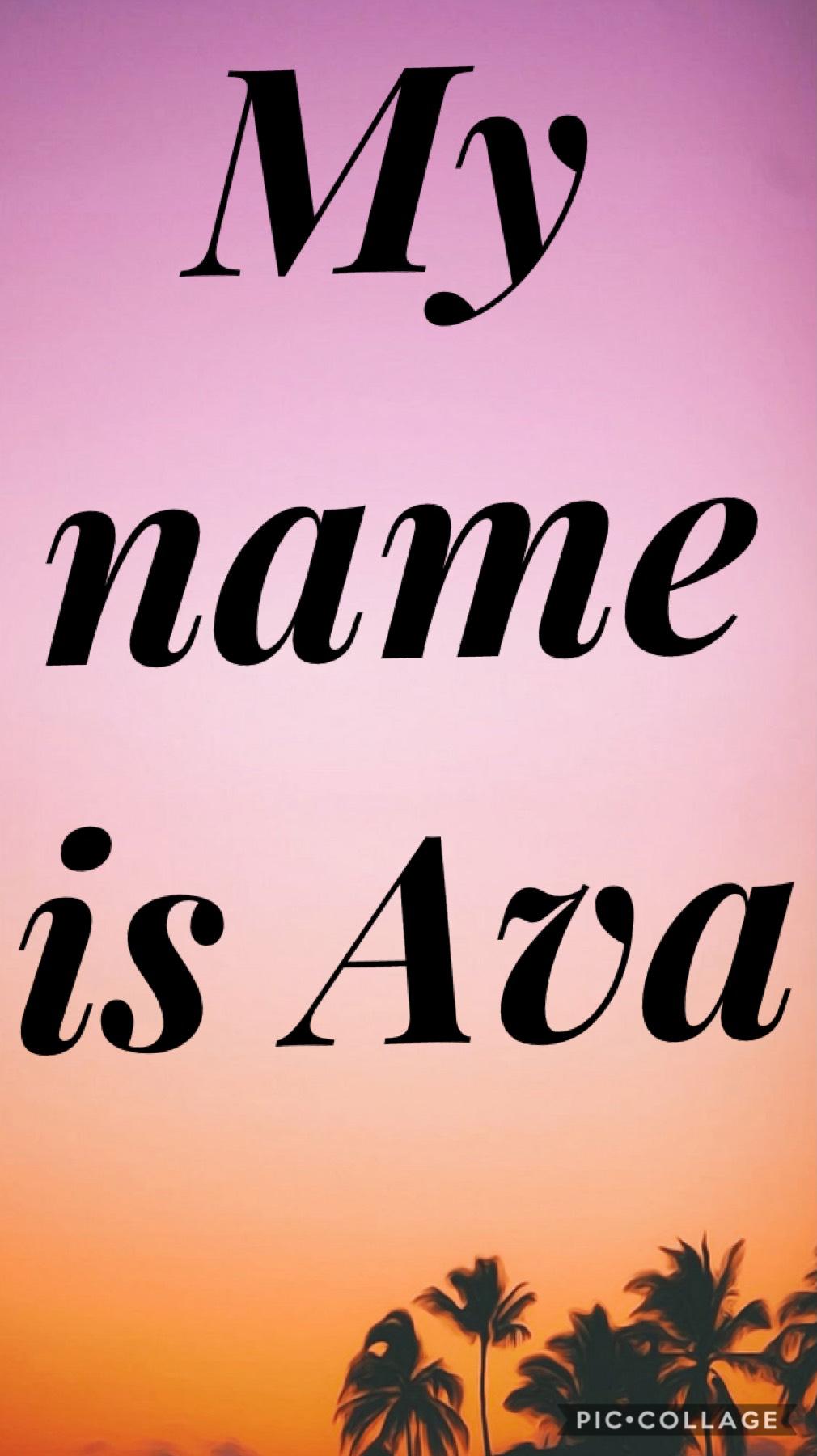 Name reveal
