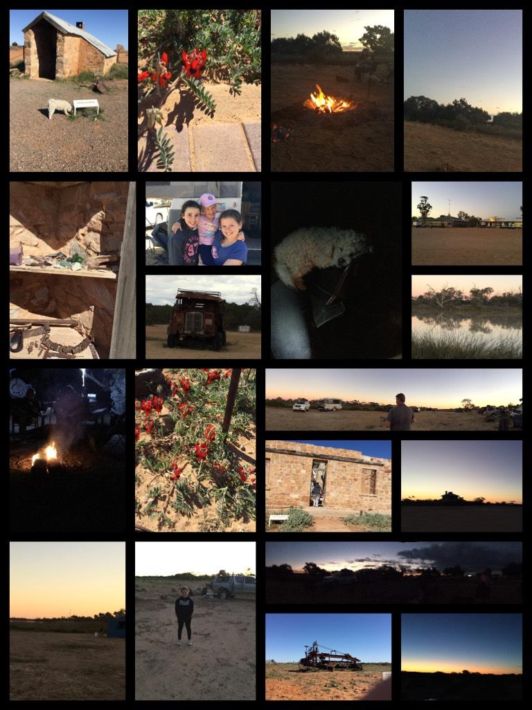 My camping trip 2016