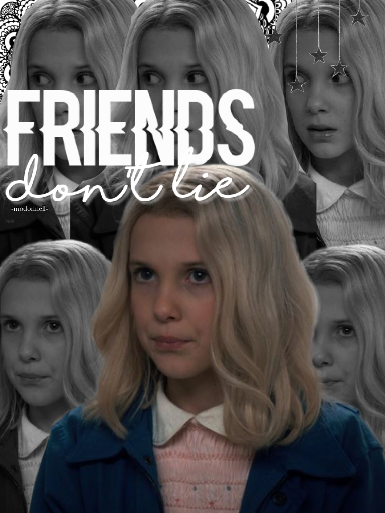 🌙Tappp🌙 Looove this! 😍 totally inspired by Olivibee26! 😁Go follow her! 💓 comment if you like this! I kinda like stranger things but I looove this collage! xx