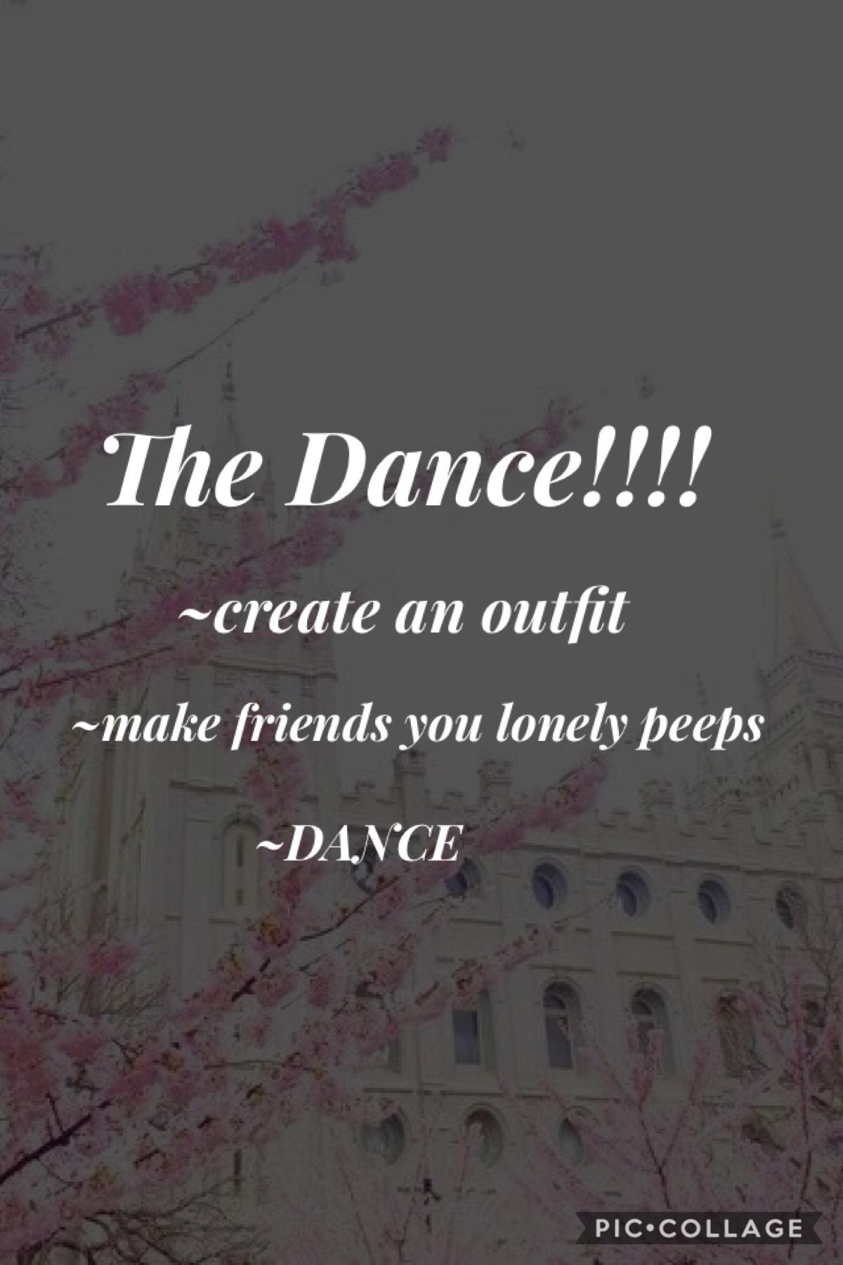 👑The Dance!👑