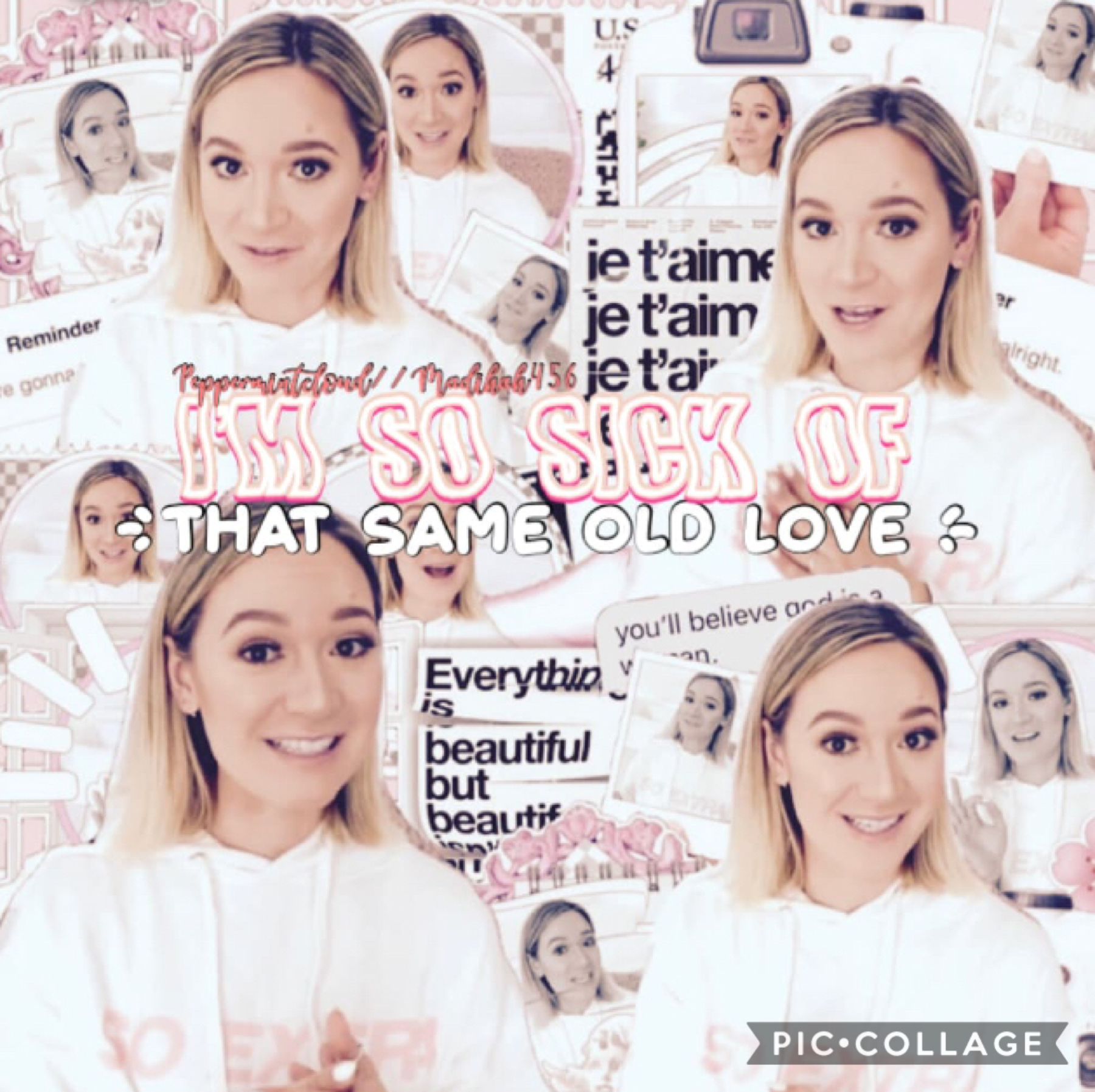 Collab with my bestie........  Madihah456!! She is so sweet! This is my third time collabing with her and as always, it turned out gorgeous!!😁  Qotd: Alisha Marie or Laurdiy? Aotd: Laurdiy😂