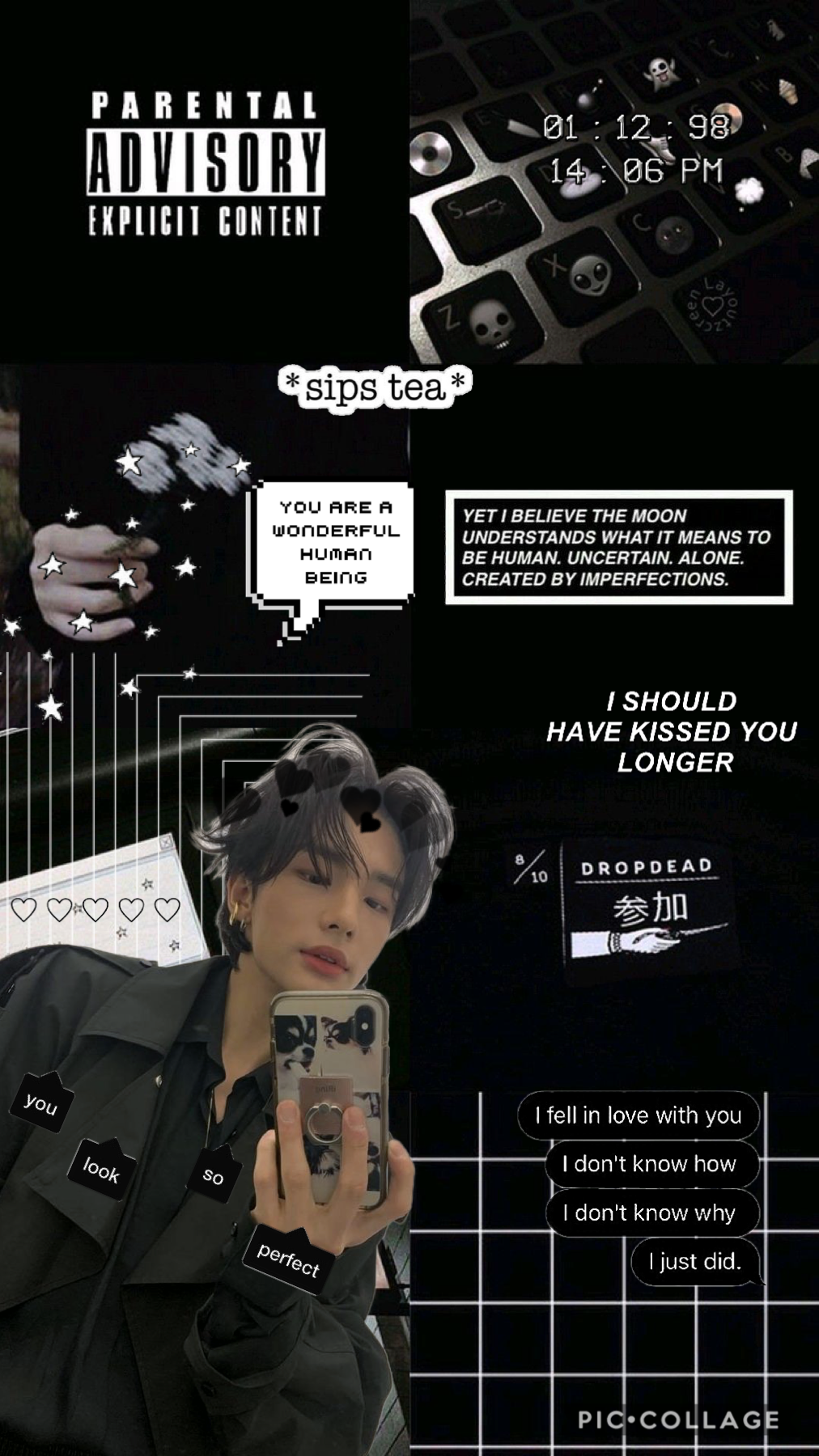 ☆*:.。.tap.。.:*☆ hwang hyunjin <3 im pretty proud of this and i think it turned out pretty well :)