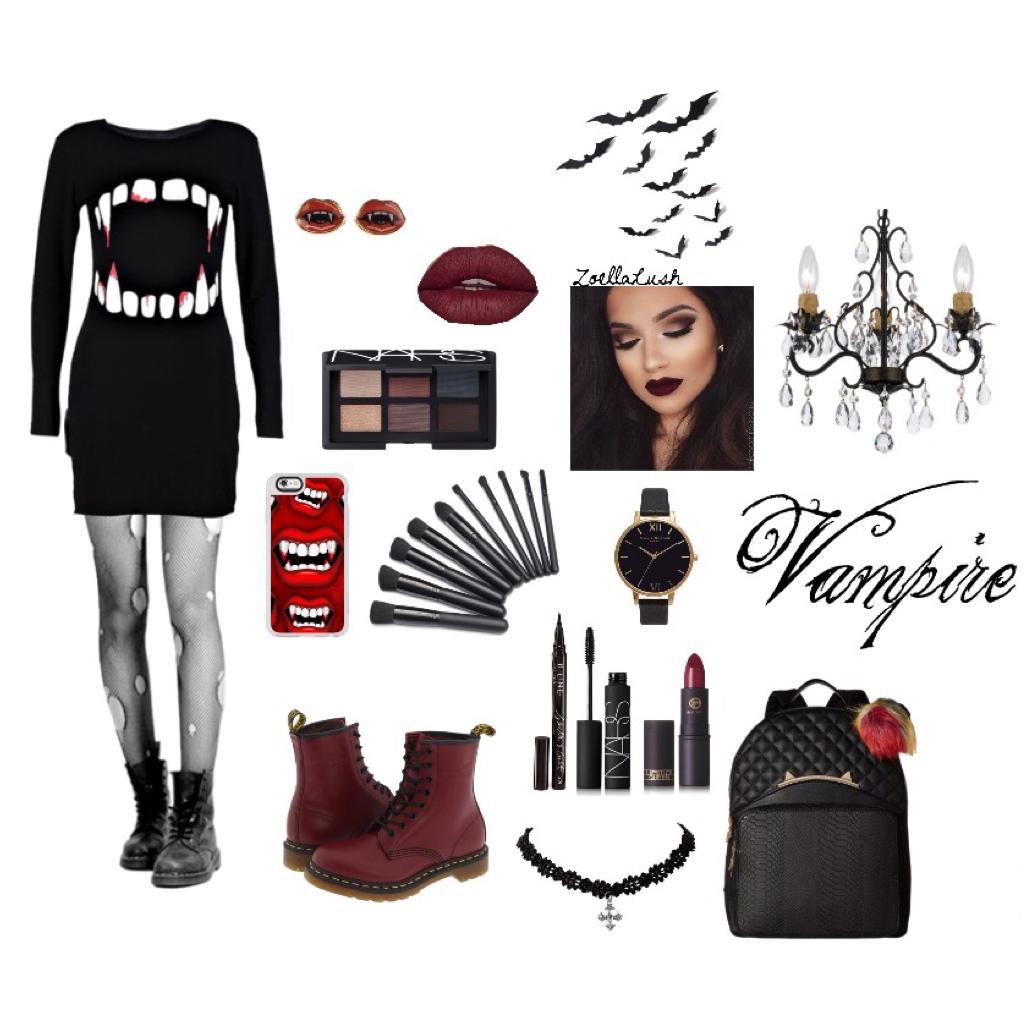 Day 2~ Vampire