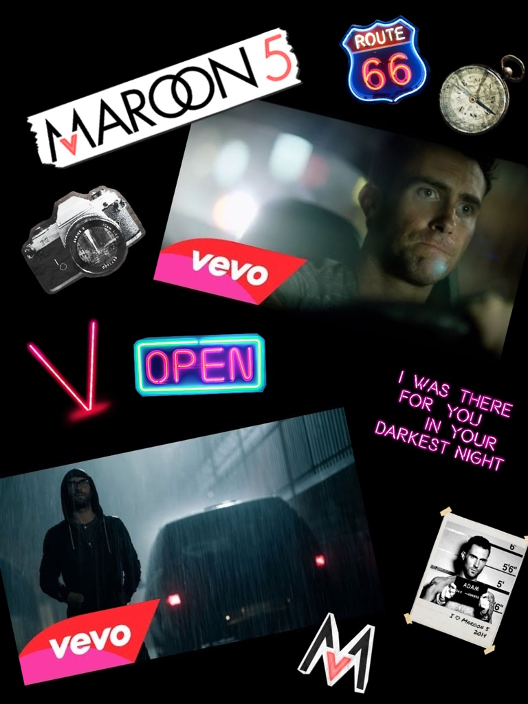 Which Maroon 5 video is your favorite?