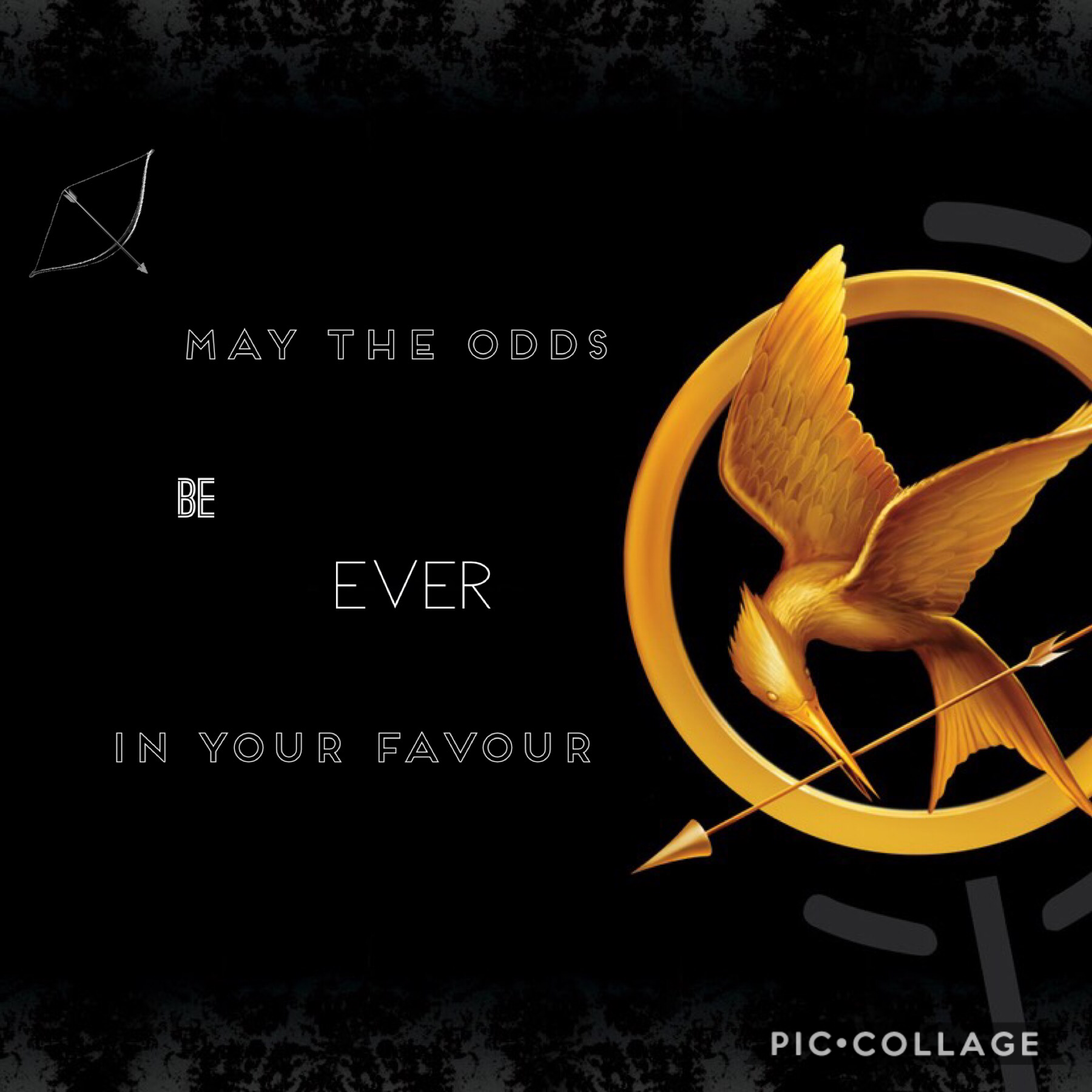 Like if u read the hunger games!