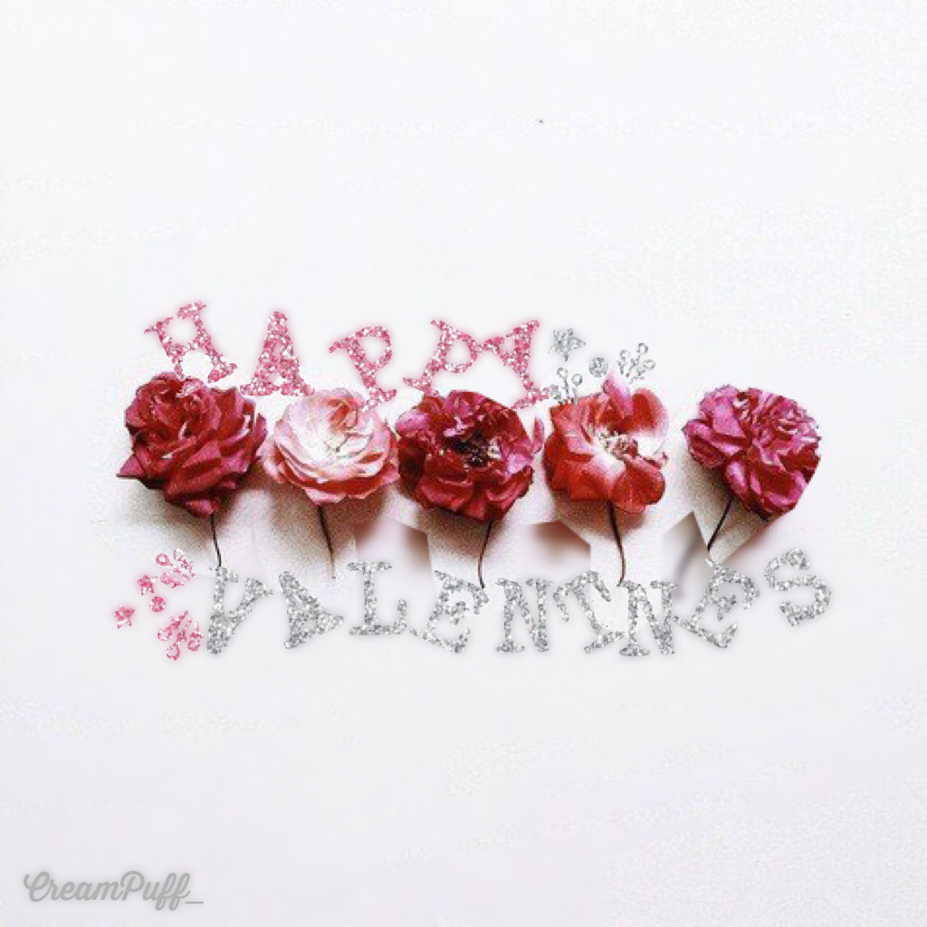 ❤Happy Valentines Day!❤ Inspired by la_la_luna ! 💫💖 First Valentines Day with all u frands 😭💞💕 QOTD: Single or taken AOTD: Single Pringle 😜