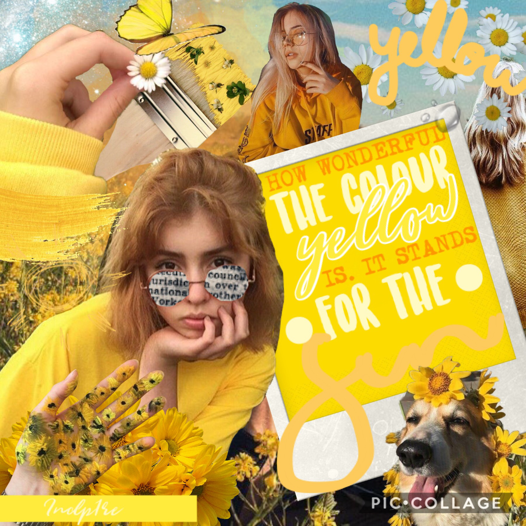 Tap Ok so this is different. It's quite messy but I hope that u like it. Plz rate 1-10 (again) tysm💕 QOTD:🍍 or 🍉 AOTD:probably 🍍