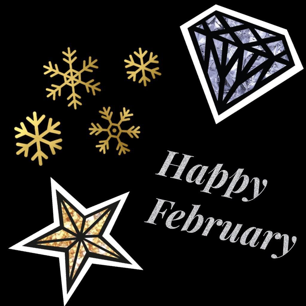 Happy February!!