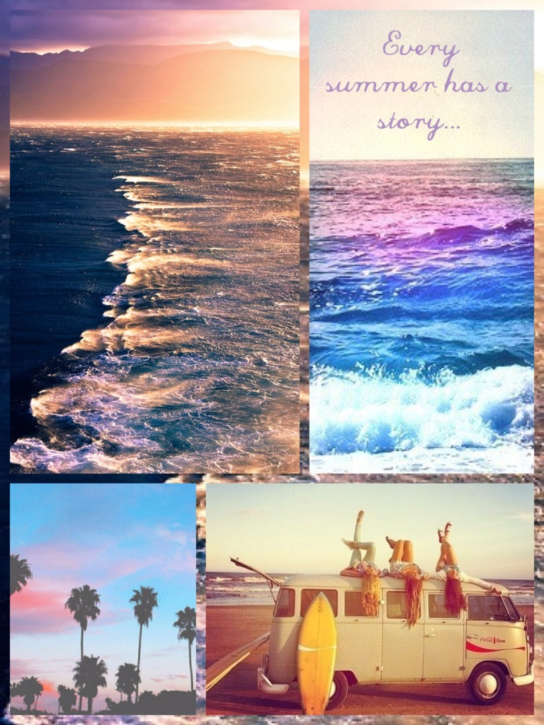 Every summer has a story...