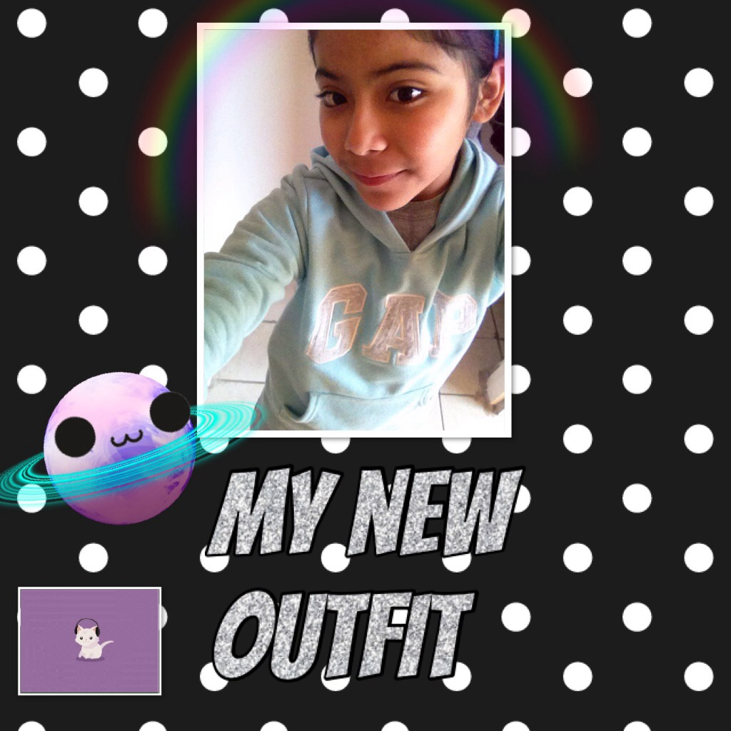 My new outfit  of cat_pig44