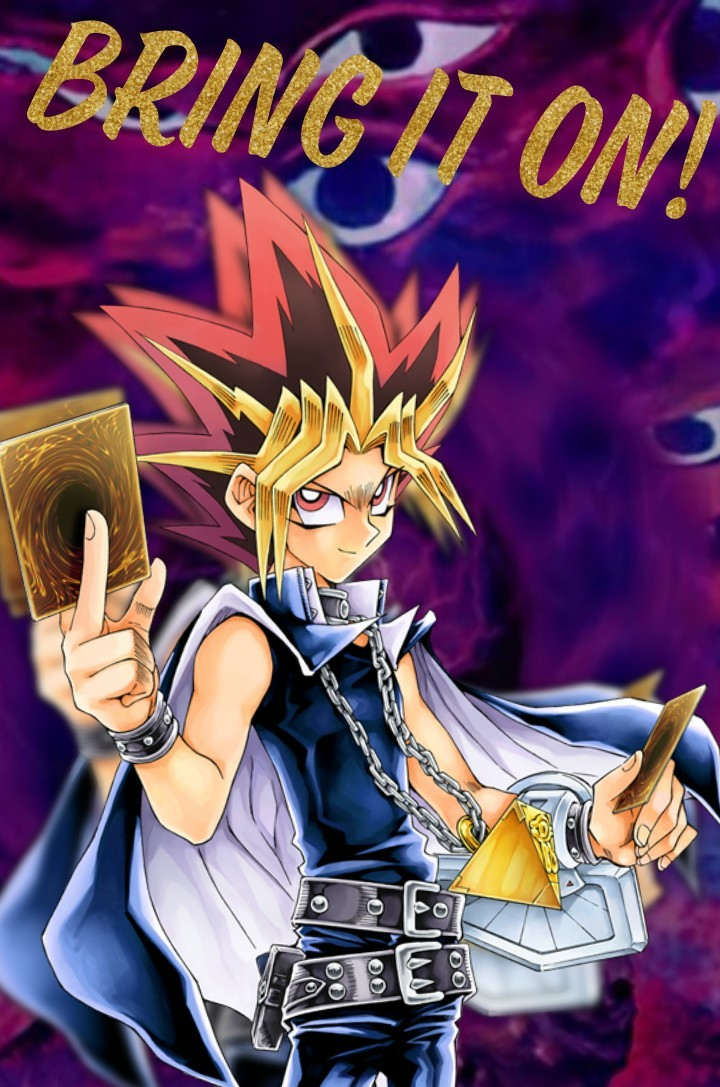 yugioh is cool