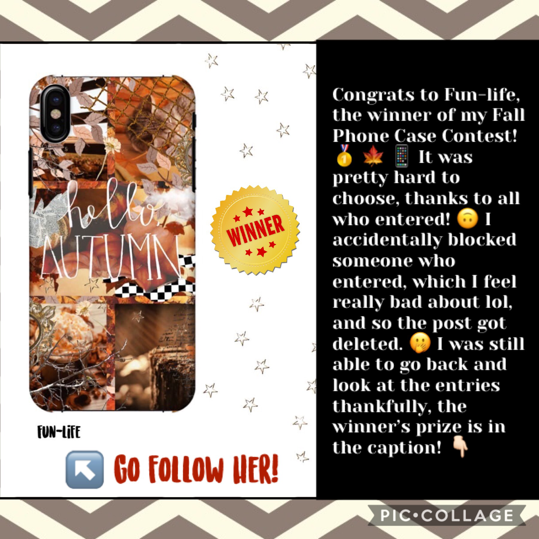 I should've ended it a bit sooner, but not that many ppl entered. 😅 🍂 📱 Congrats Fun-life! 👏🏻 This is your shoutout, I'll remix your png pack after this, and I'll spam you with my other account soon! 🏆 It's finally the weekend. 😫 I'm still busy tho. 😕