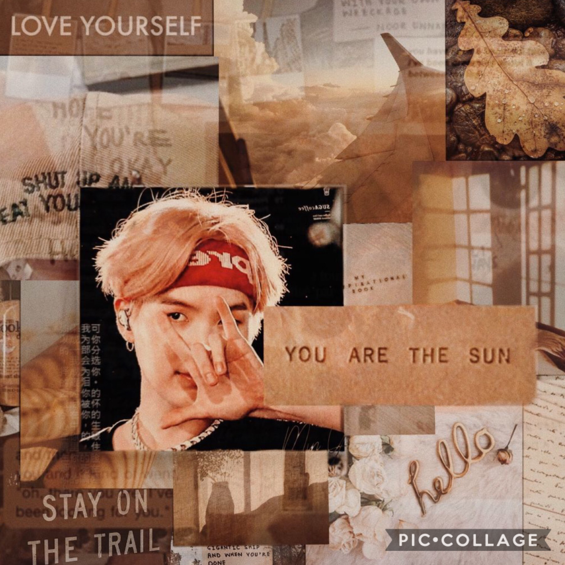 tAppY! Random Yoongi edit I put together   Stream Boy With Luv🍂   qotd: which BTS member are you most like and why?    aotd: jungkook....I'm bad at maths (no offence kookie), I have and endless amount of energy, and I'm always shoOk