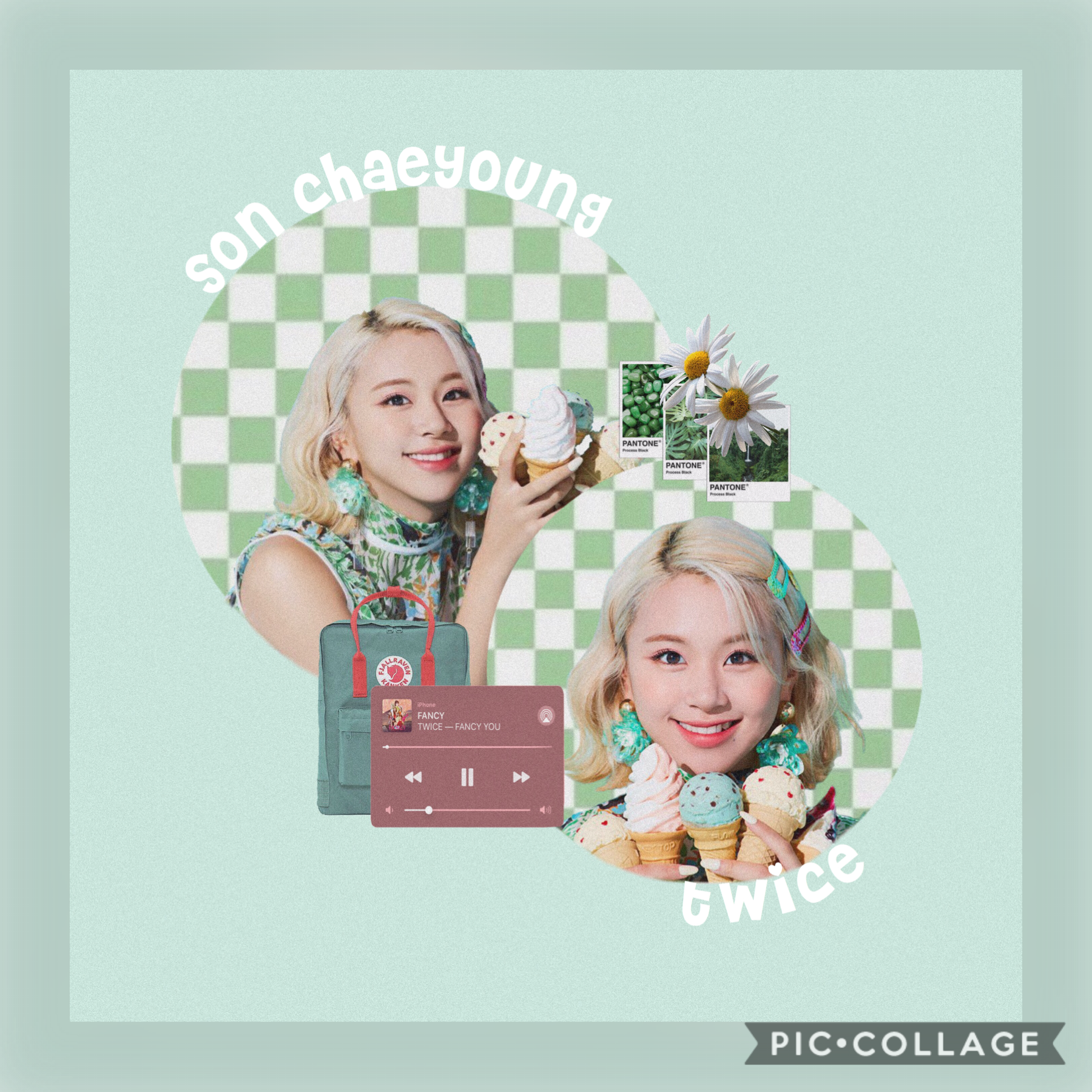 💚 happy birthday chaeyoung~ expect another edit coming soon :)) stay safe 💚 i fancy y'all 🤟🏼