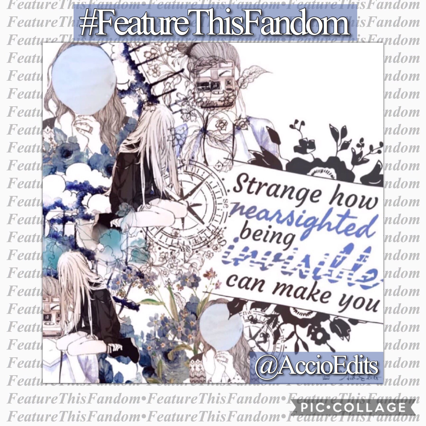 (8/5/2018) Featuring... @AccioEdits!! This account makes gorgeous Harry Potter edits for all you potterheads out there😊 check the remixes to see more from this account 💕